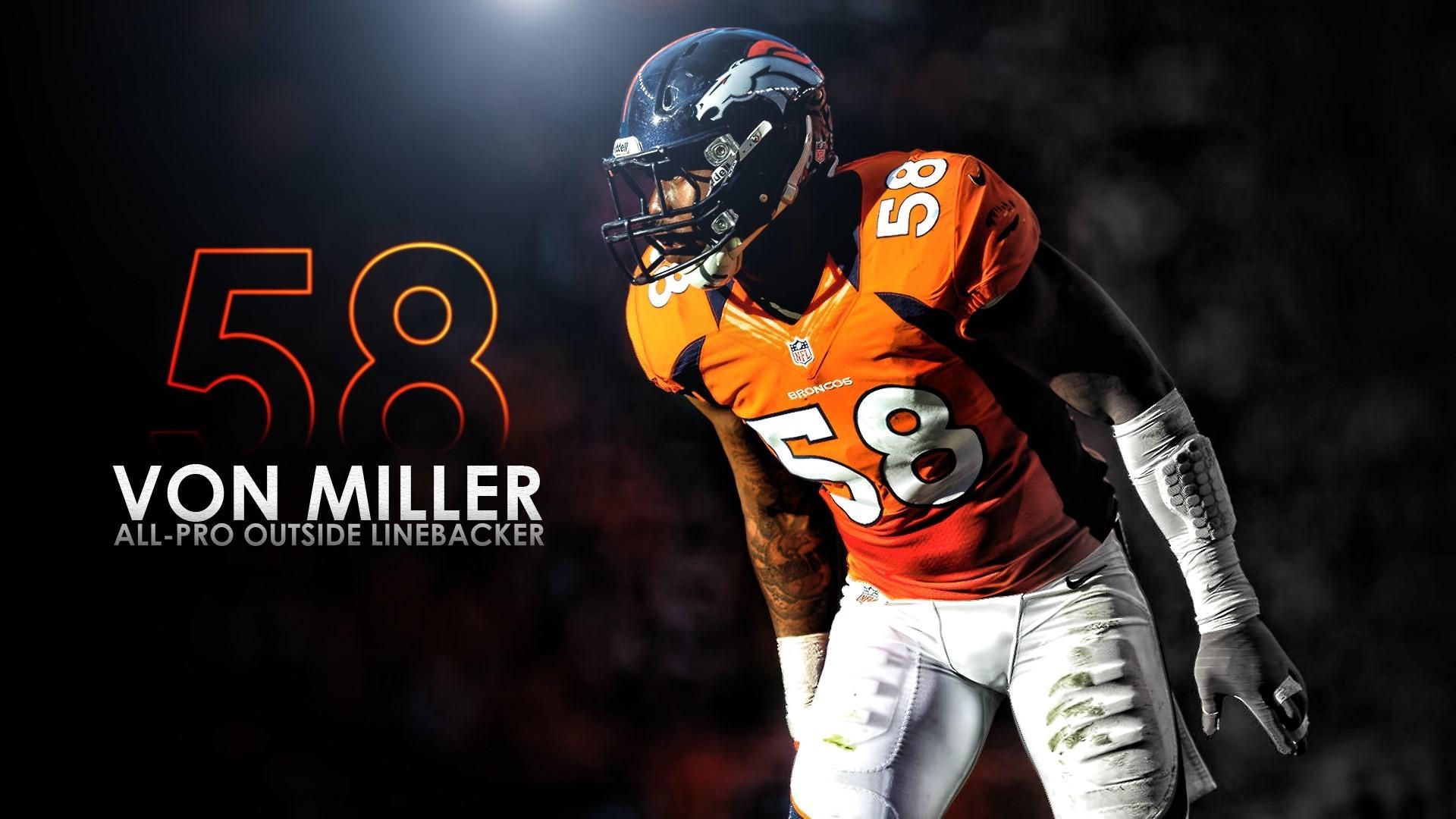 Denver Broncos HD Wallpapers (82+ images)