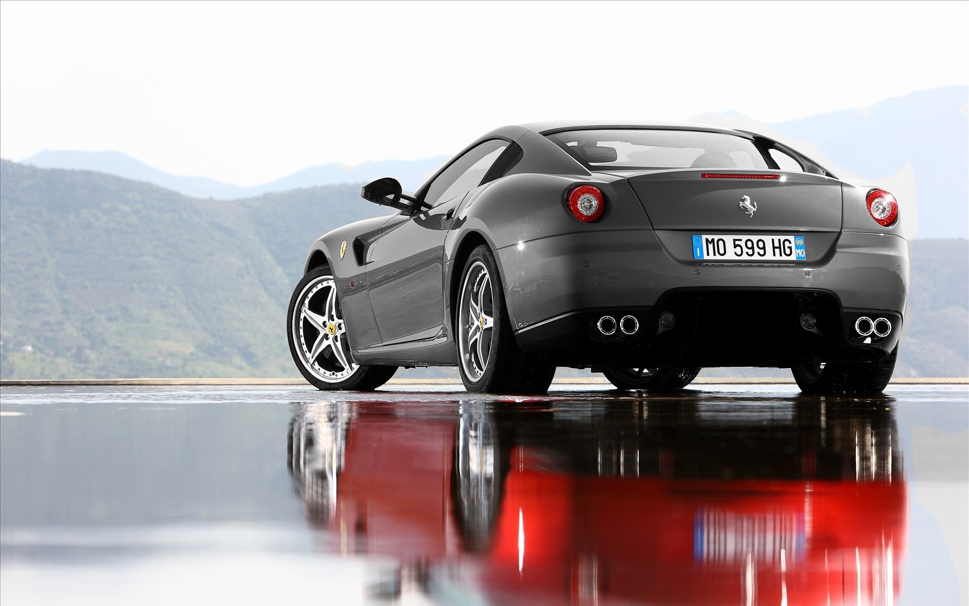 Ferrari Car Wallpaper With Nature For Desktop 3 Desktop La Ferrari Car Hd  For Mobile With .