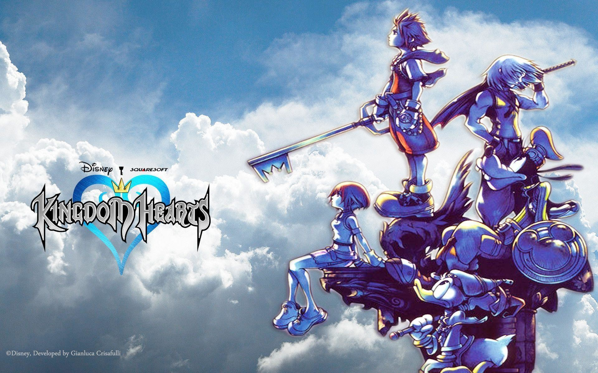 1920x1200 Kingdom Hearts Wallpapers - Full HD wallpaper search