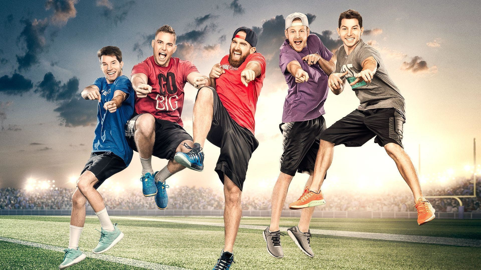 1920x1080 Dude Perfect - ClipartFest | Dude Perfect, Dude Perfect Store, and .