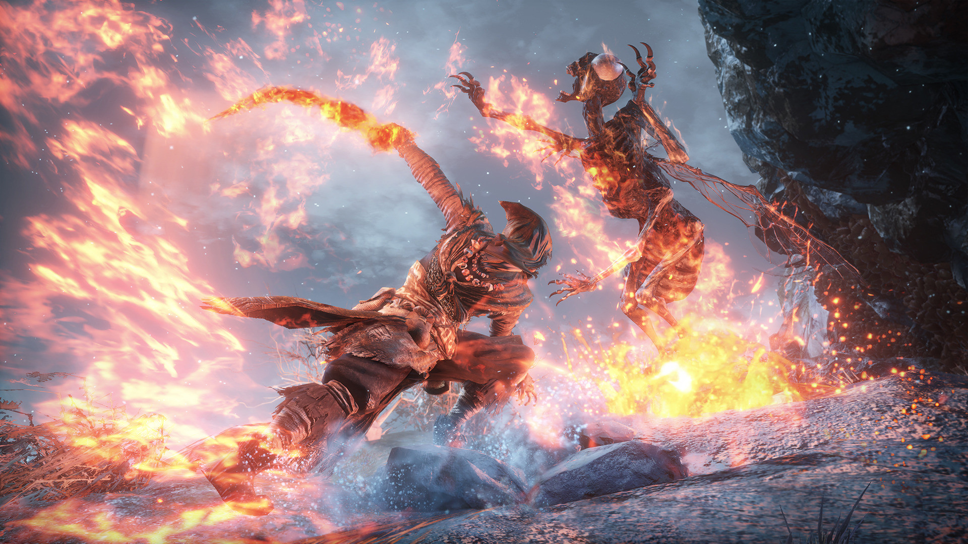 Dark Souls Bonfire Wallpaper (78+ images)
