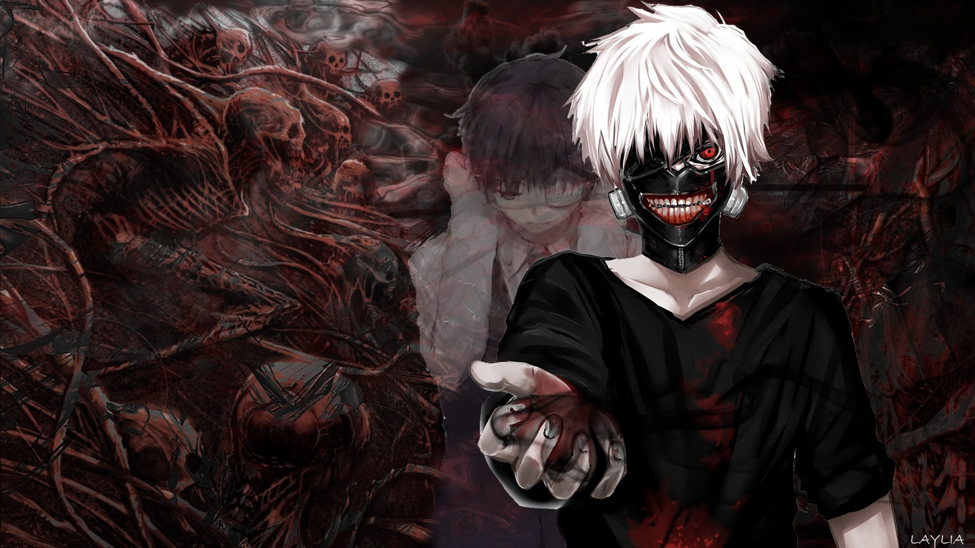 kaneki tokyo ghoul wallpaper 78 images