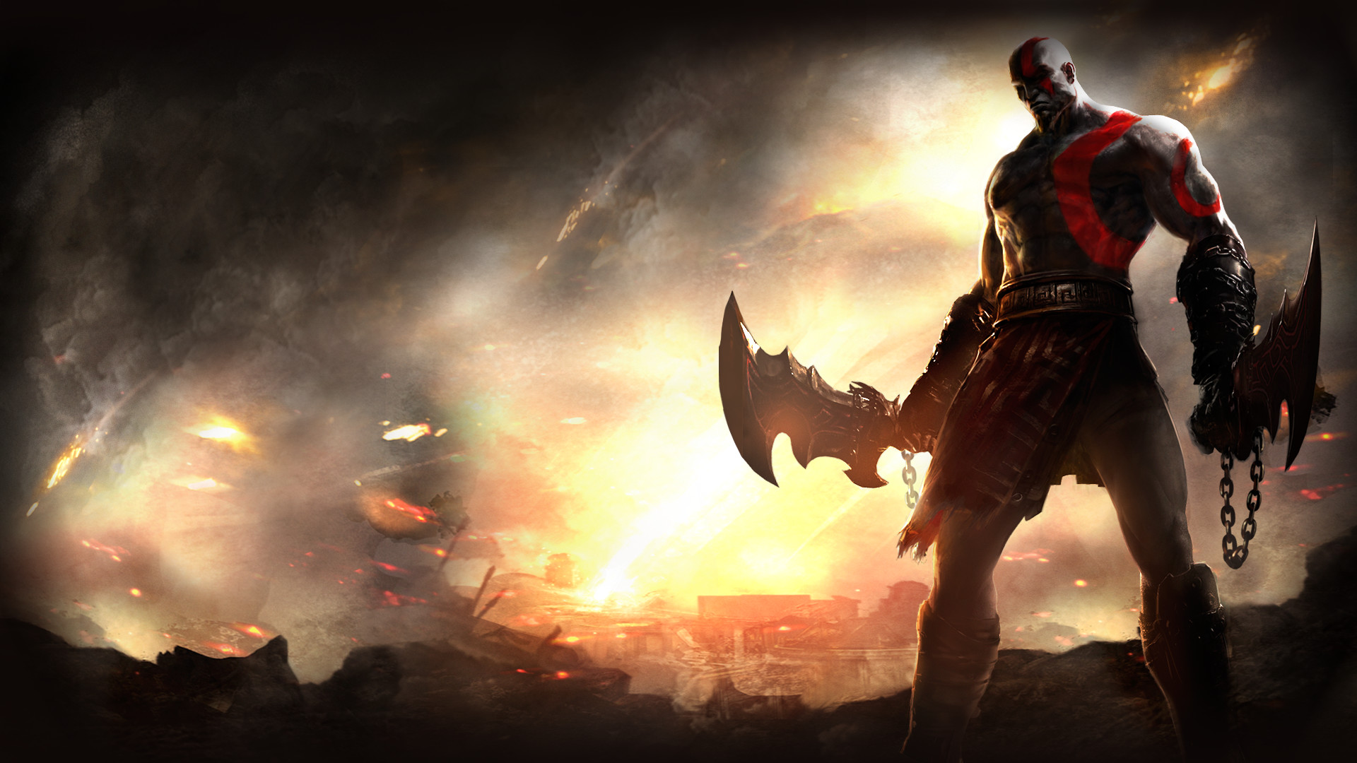 1920x1080 54 God Of War HD Wallpapers | Backgrounds - Wallpaper Abyss