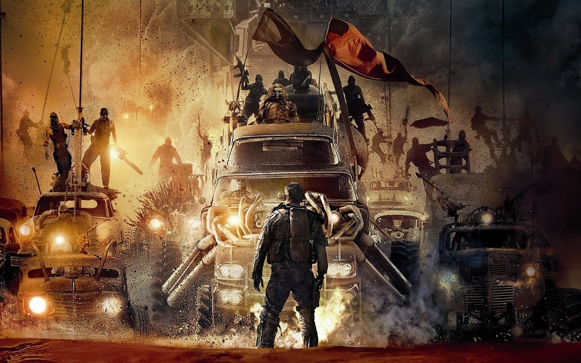 1920x1200 187 Mad Max: Fury Road HD Wallpapers | Background Images - Wallpaper Abyss