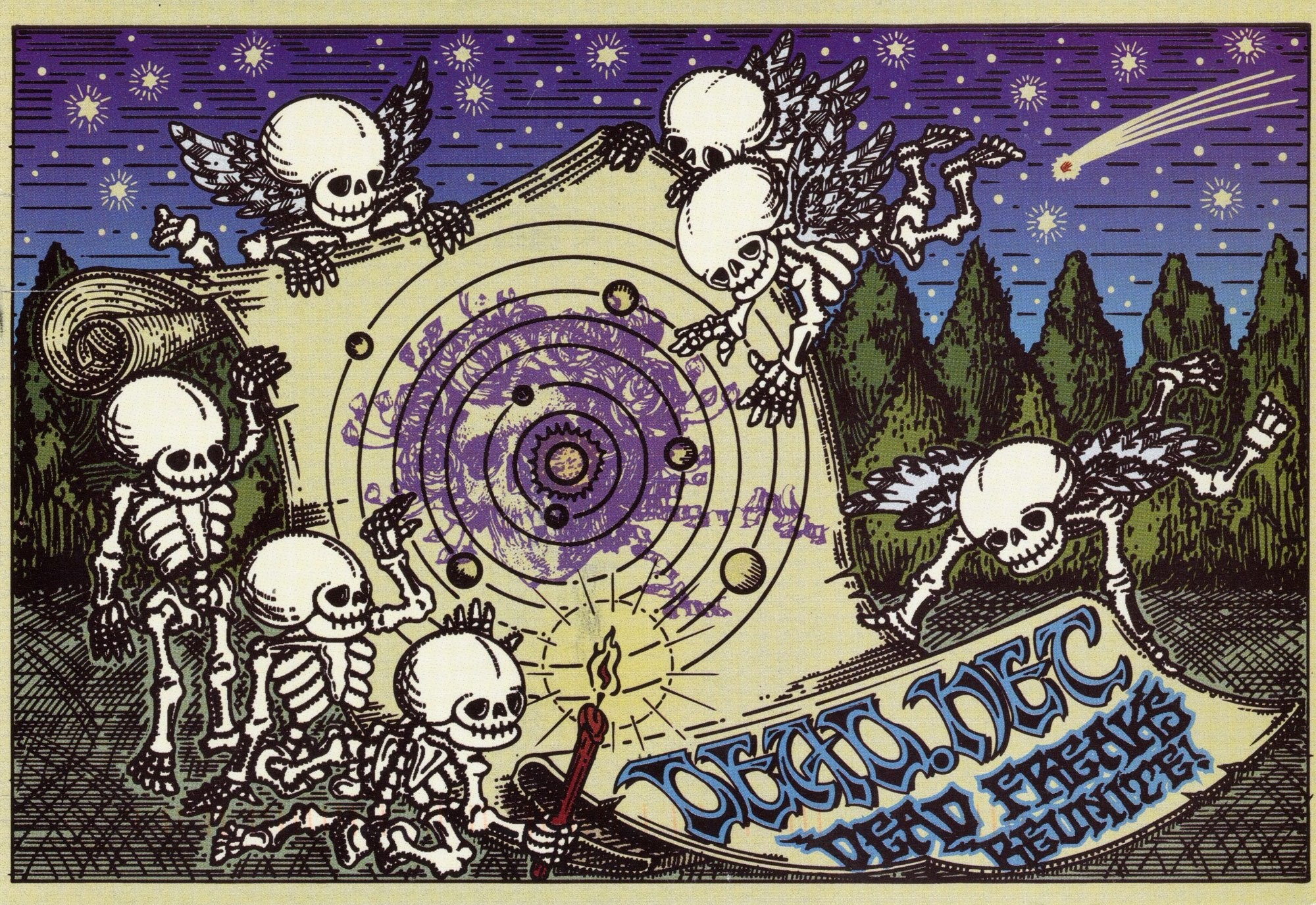 Grateful Dead Desktop Wallpaper: Grateful Dead IPhone Wallpaper (42+ Images