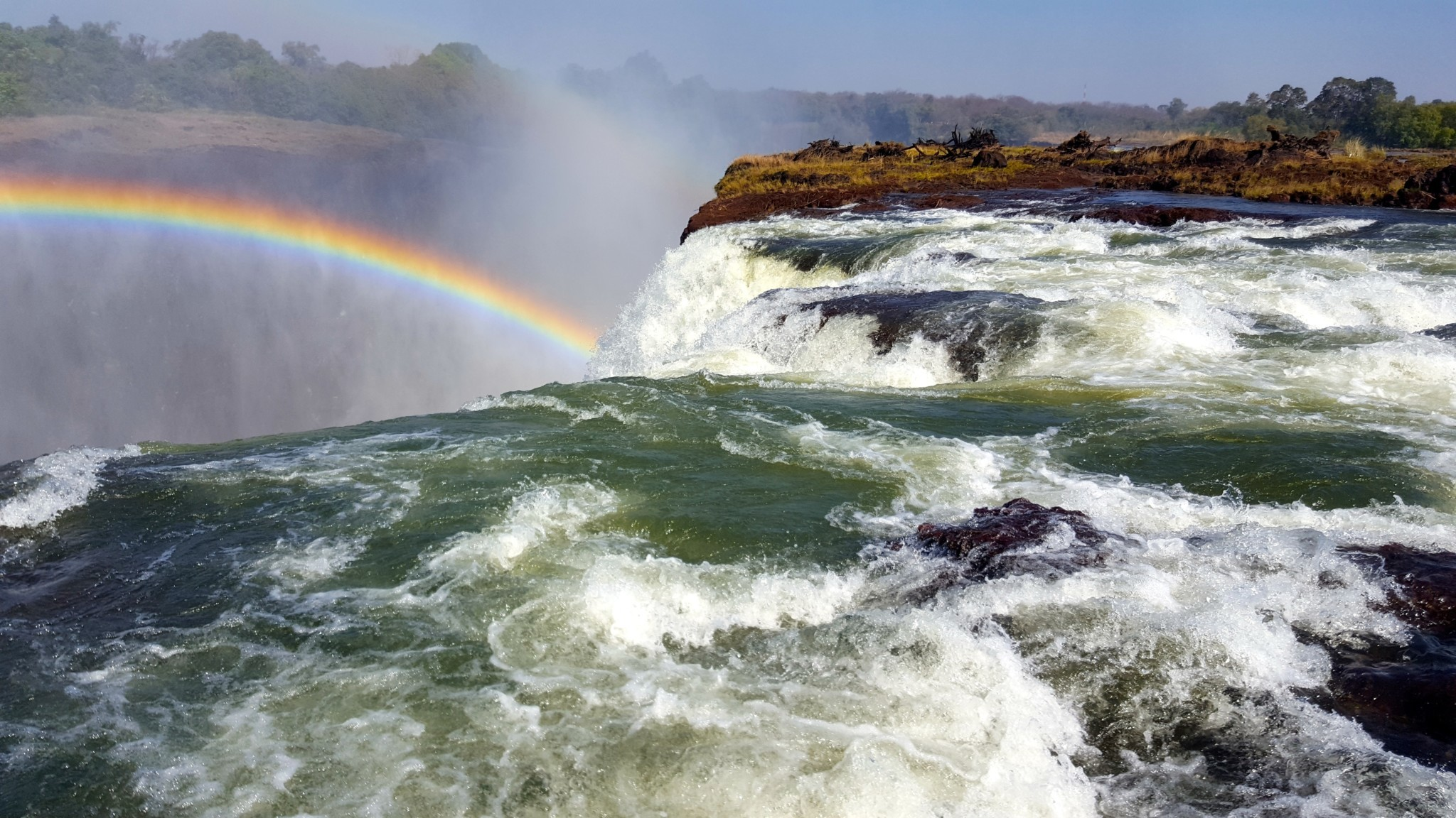 Victoria Falls Wallpaper 55 Images