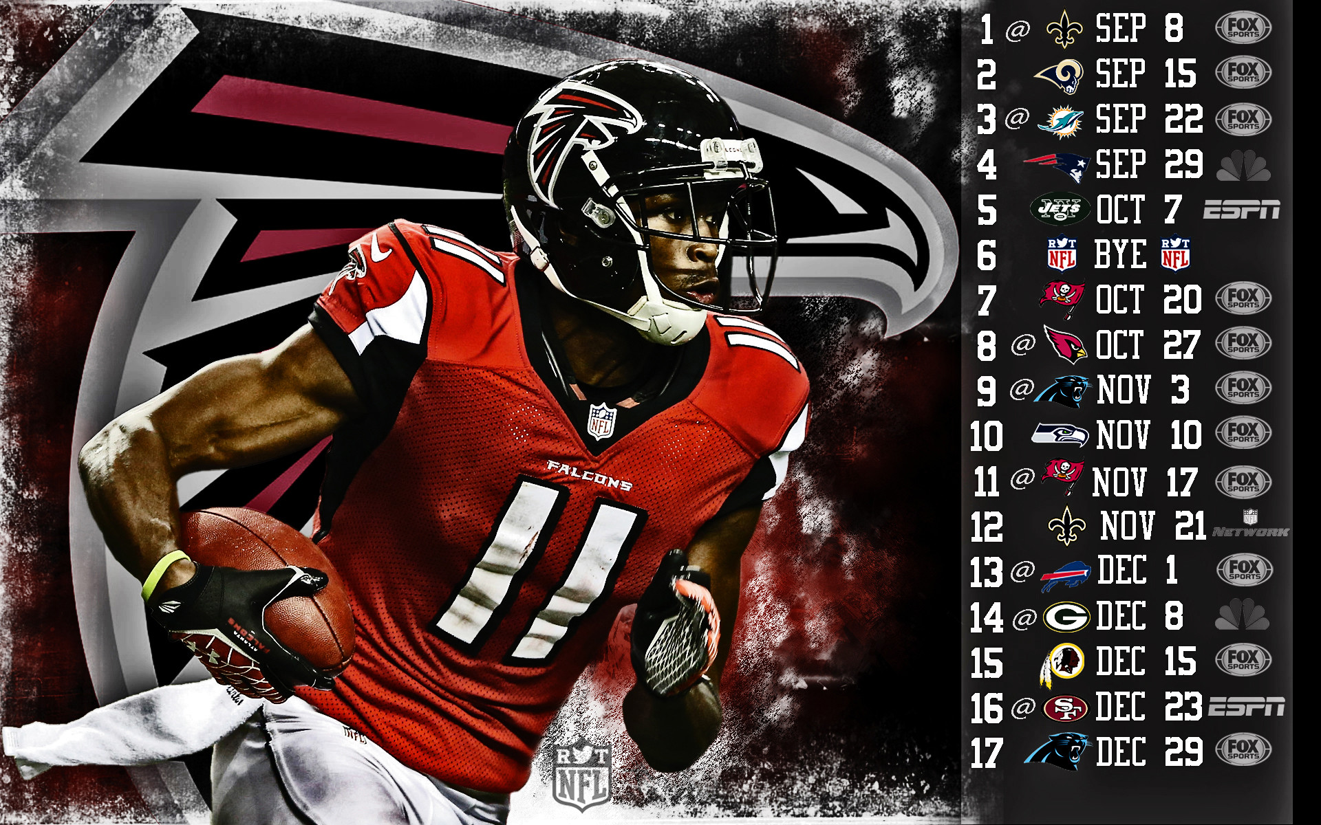 Atlanta Falcons Desktop Wallpapers: Atlanta Falcons Wallpaper (67+ Images