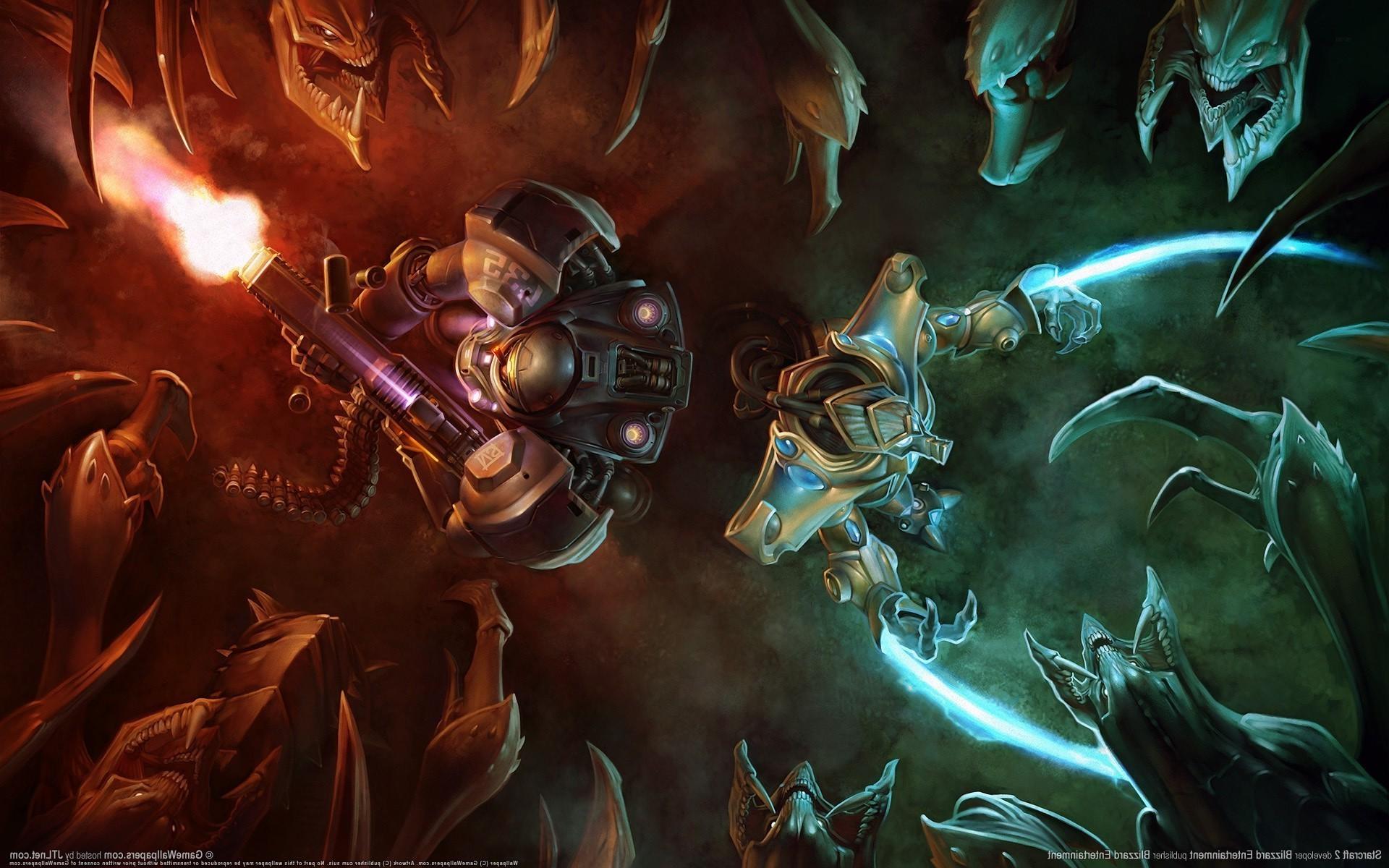 Starcraft 2 Zerg Wallpaper (73+ images)