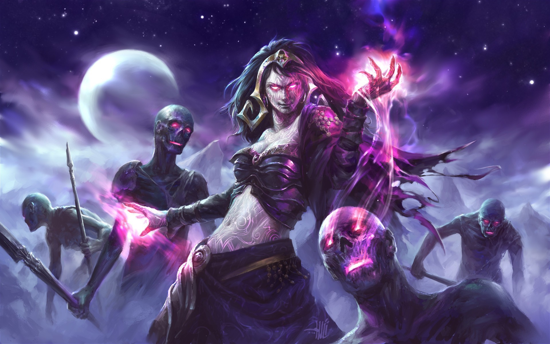 Fantasy Art Magic Hd Wallpapers Desktop And Mobile: MTG HD Wallpaper (81+ Images