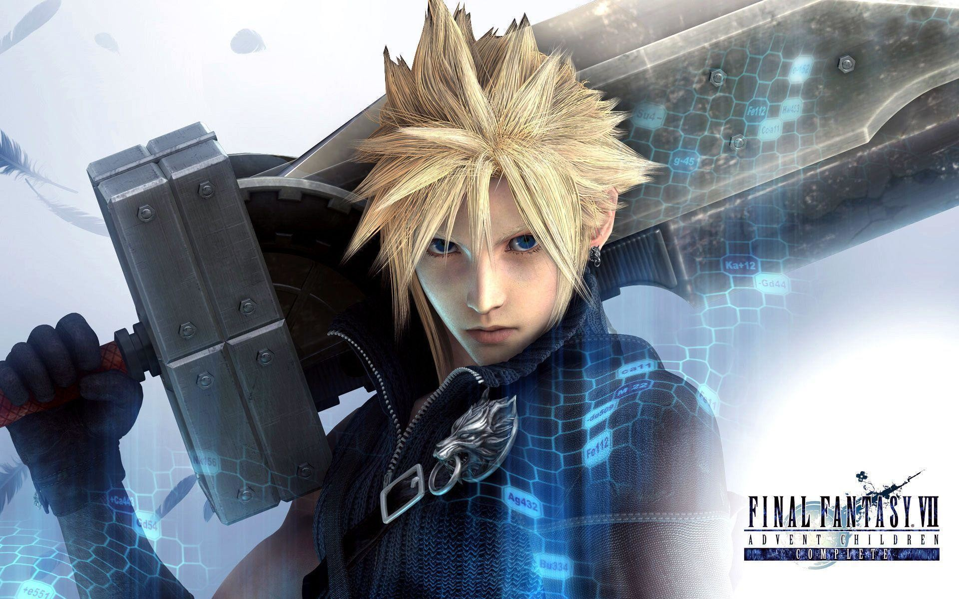 1920x1200 Image - Cloud Wallpaper.jpg - The Final Fantasy Wiki has more .