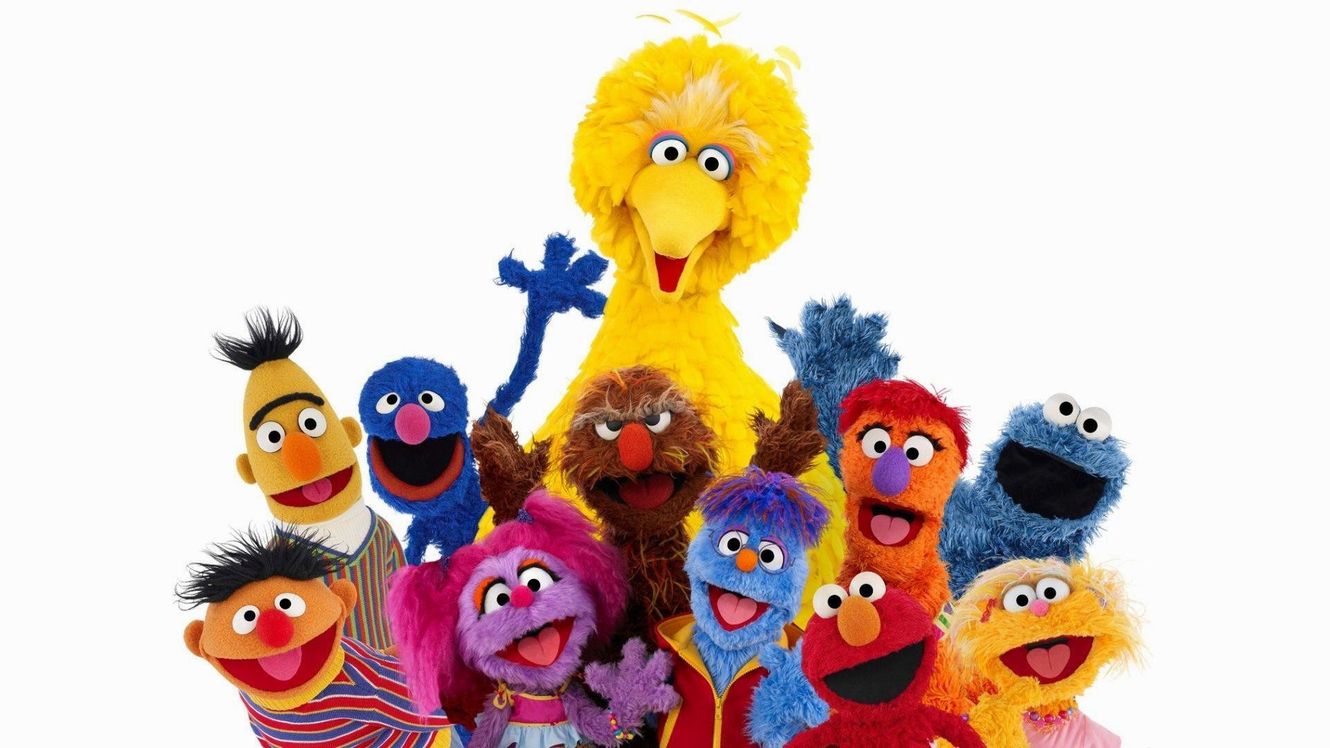 Mobile IPad 1024x768 Source Sesame Street Wallpaper 74 Images