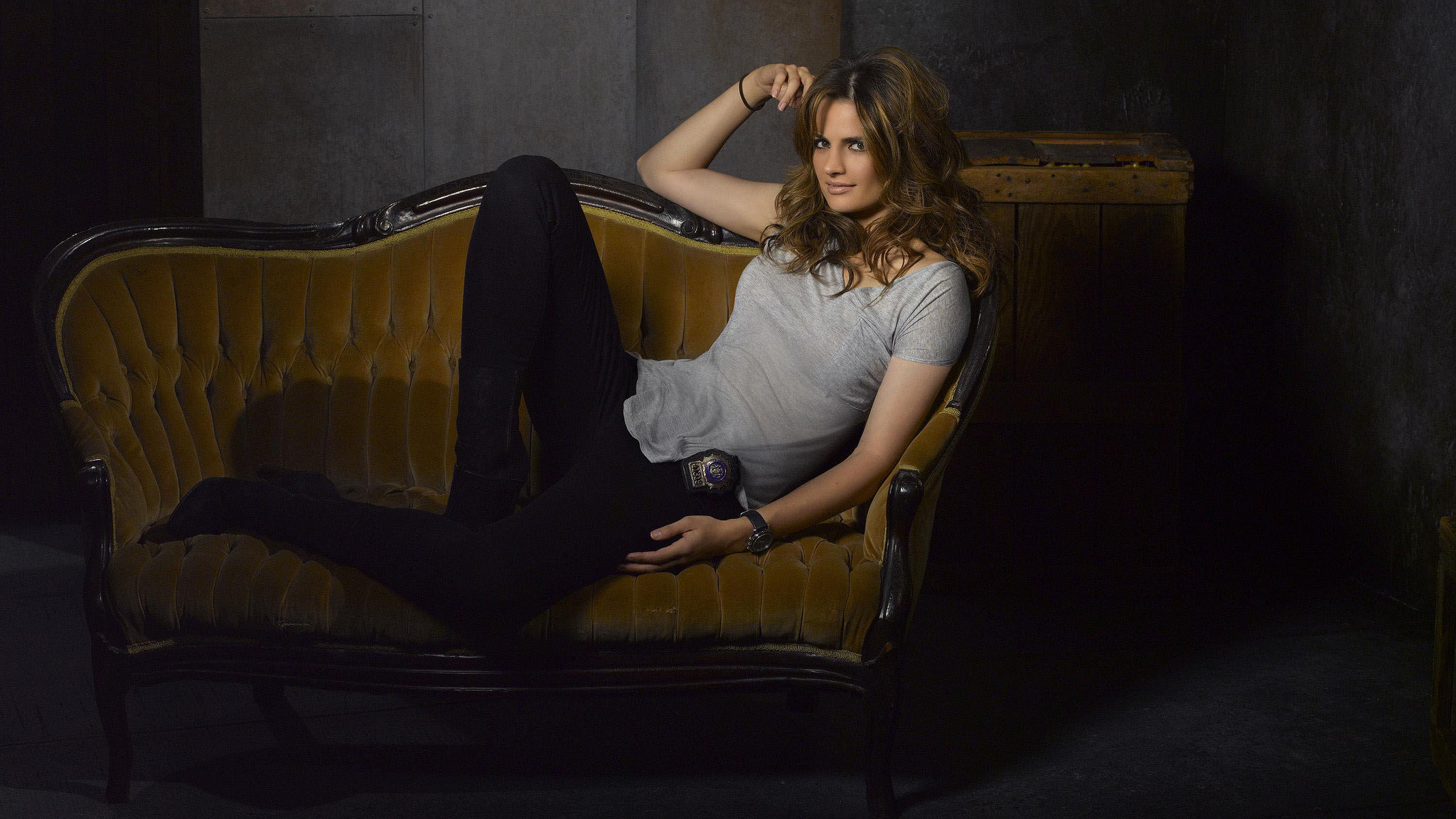 2048x1152 'Castle' Cancelled: Stana Katic Misses Kate Beckett, Returns In New  Crime-Thriller Series!