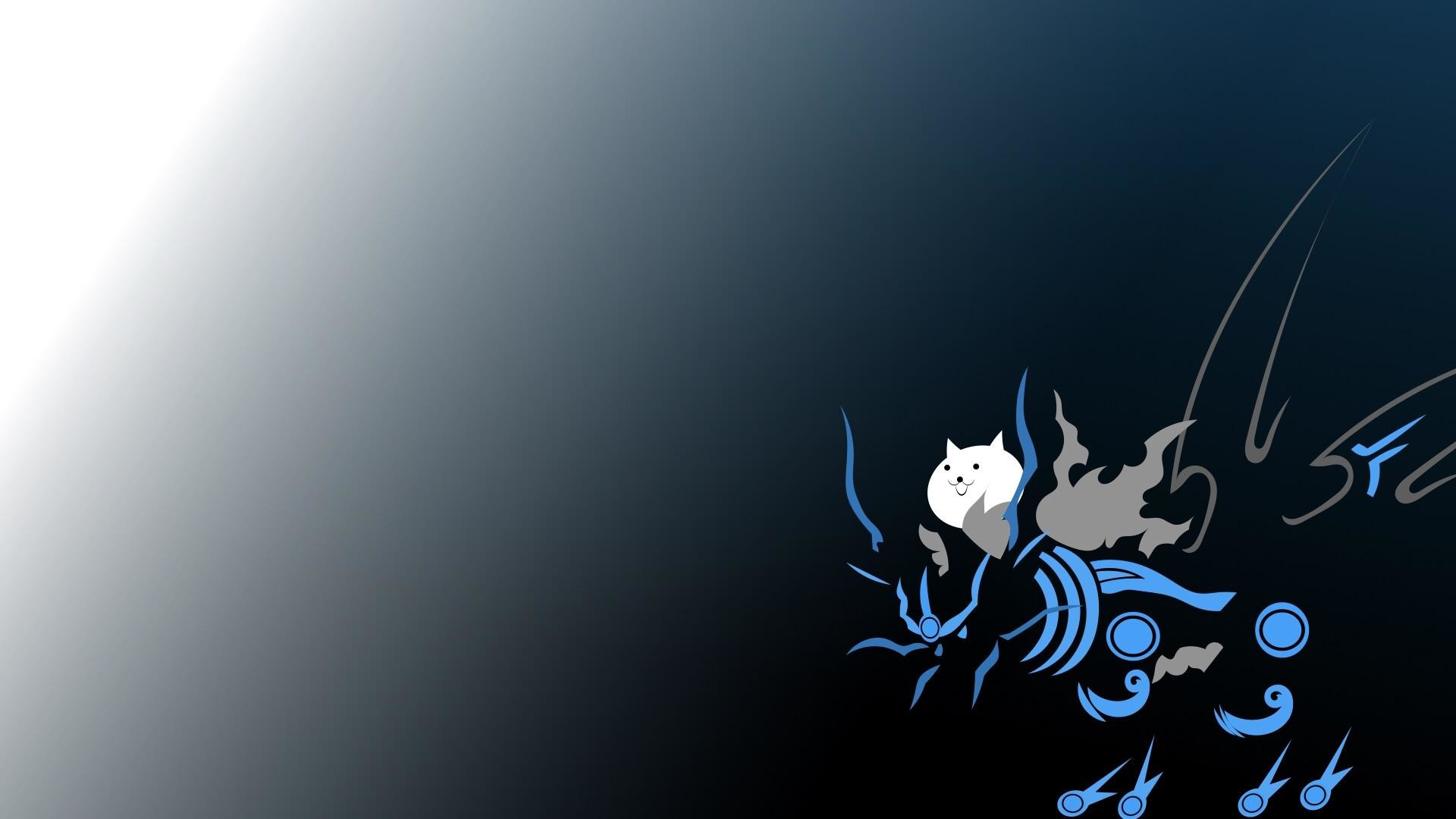 1920x1080 Fan made shadow gao wallpaper ill be adding a mitama on the left feel free  to