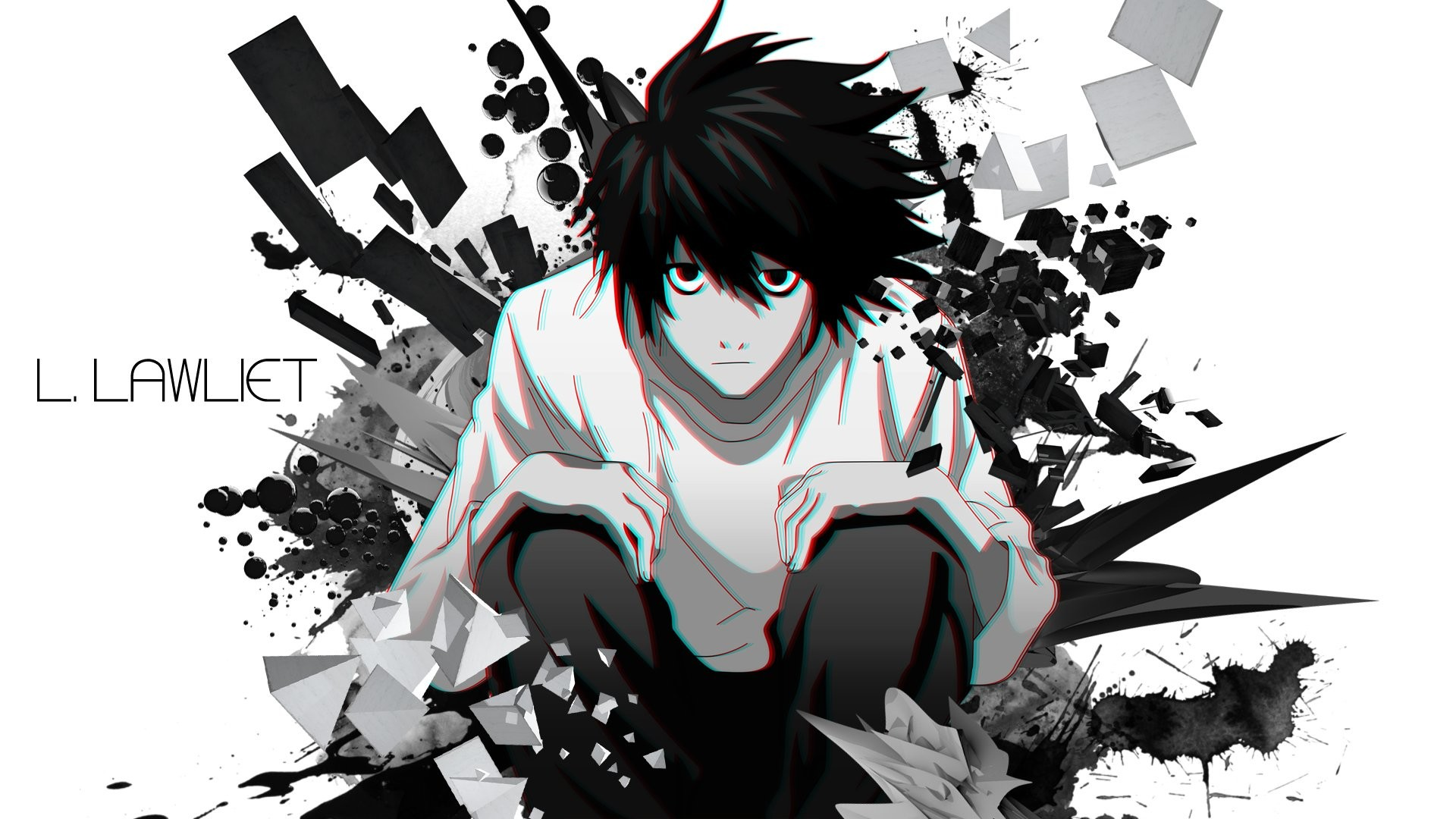 Death Note L Wallpaper 59 Images