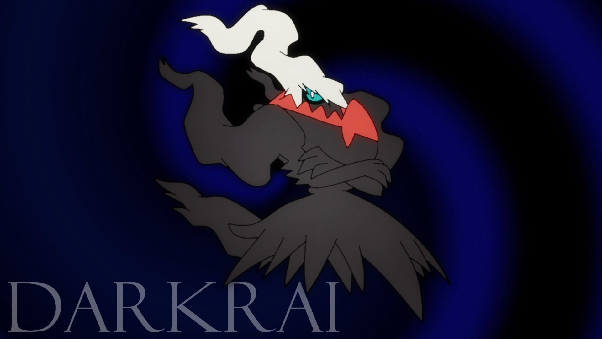 1920x1080 ... Darkrai Wallpaper (Alternate II) by Katacaz