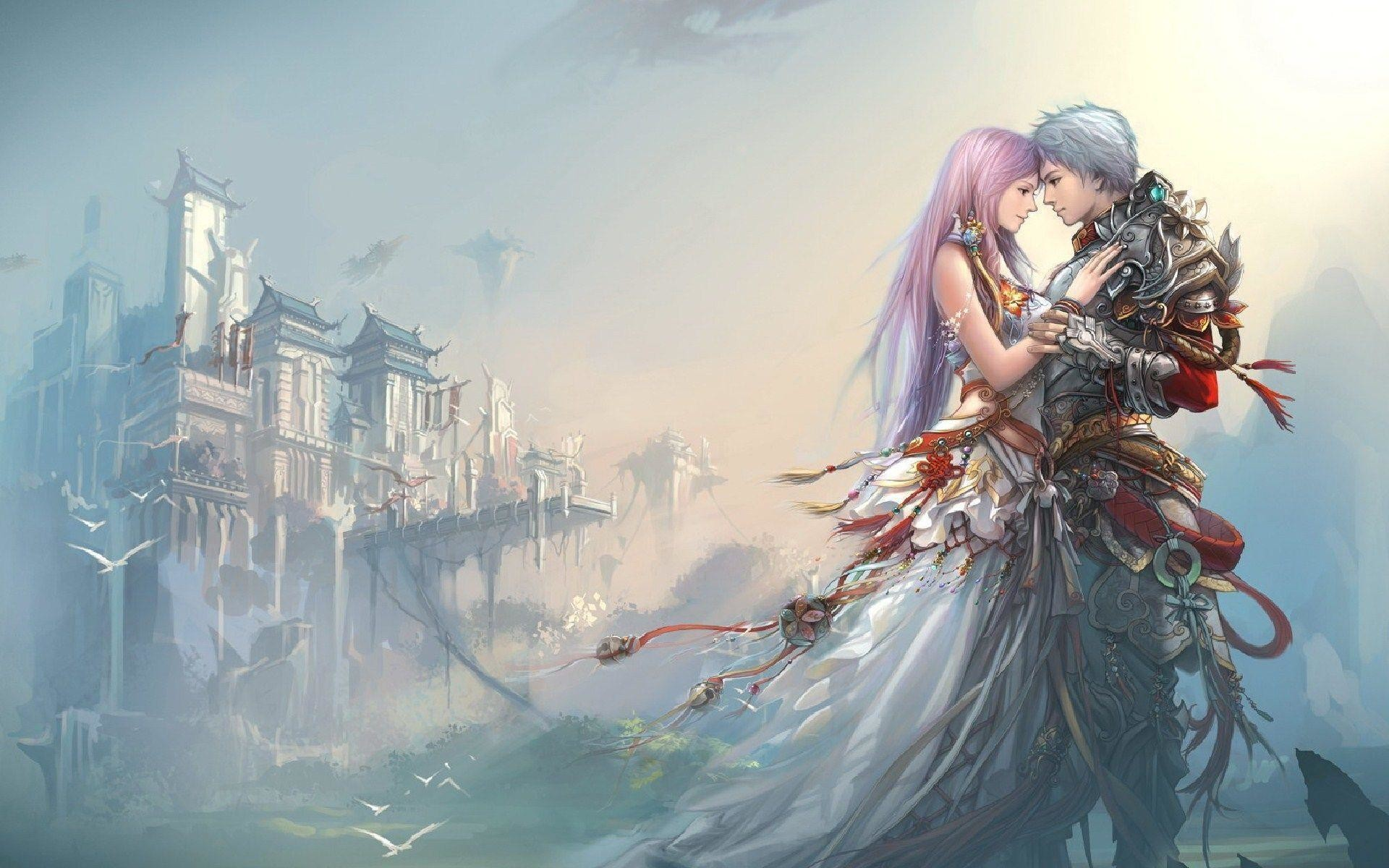 1920x1200 <b>Romantic Anime Wallpapers</b> - WallpaperSafari