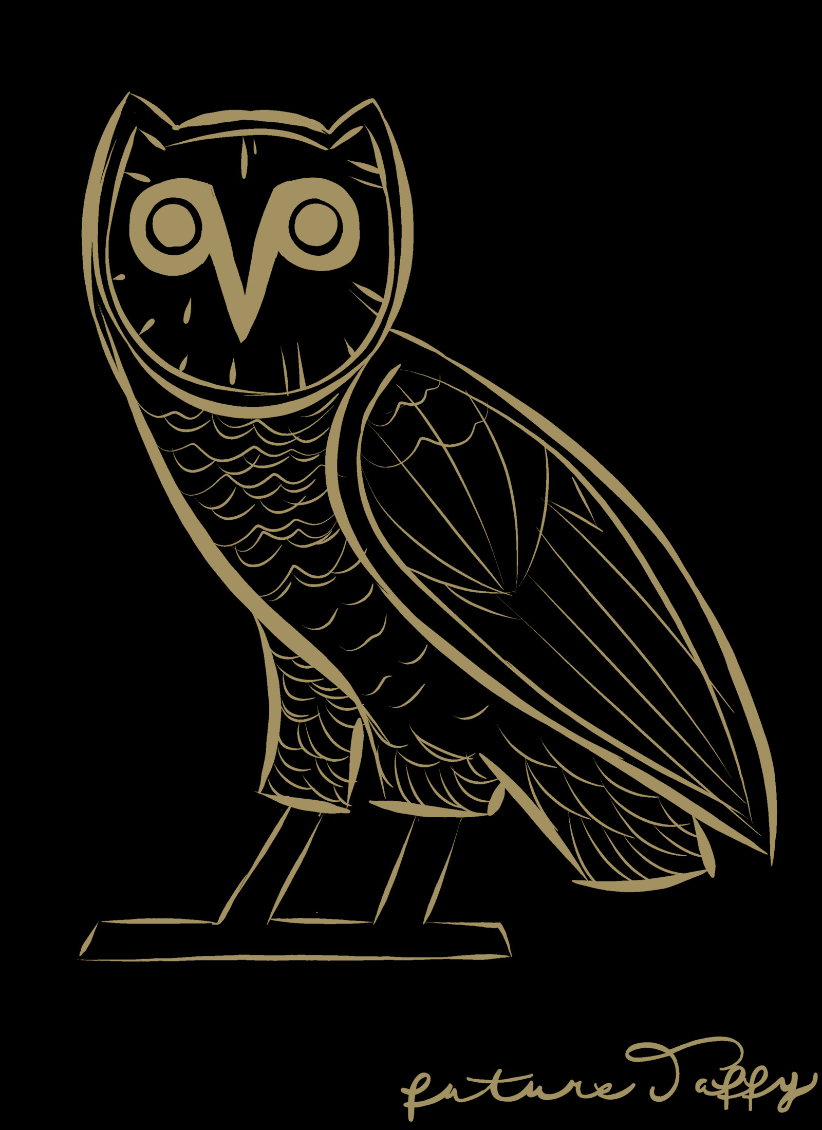 Ovo Owl Wallpaper (78+ images)