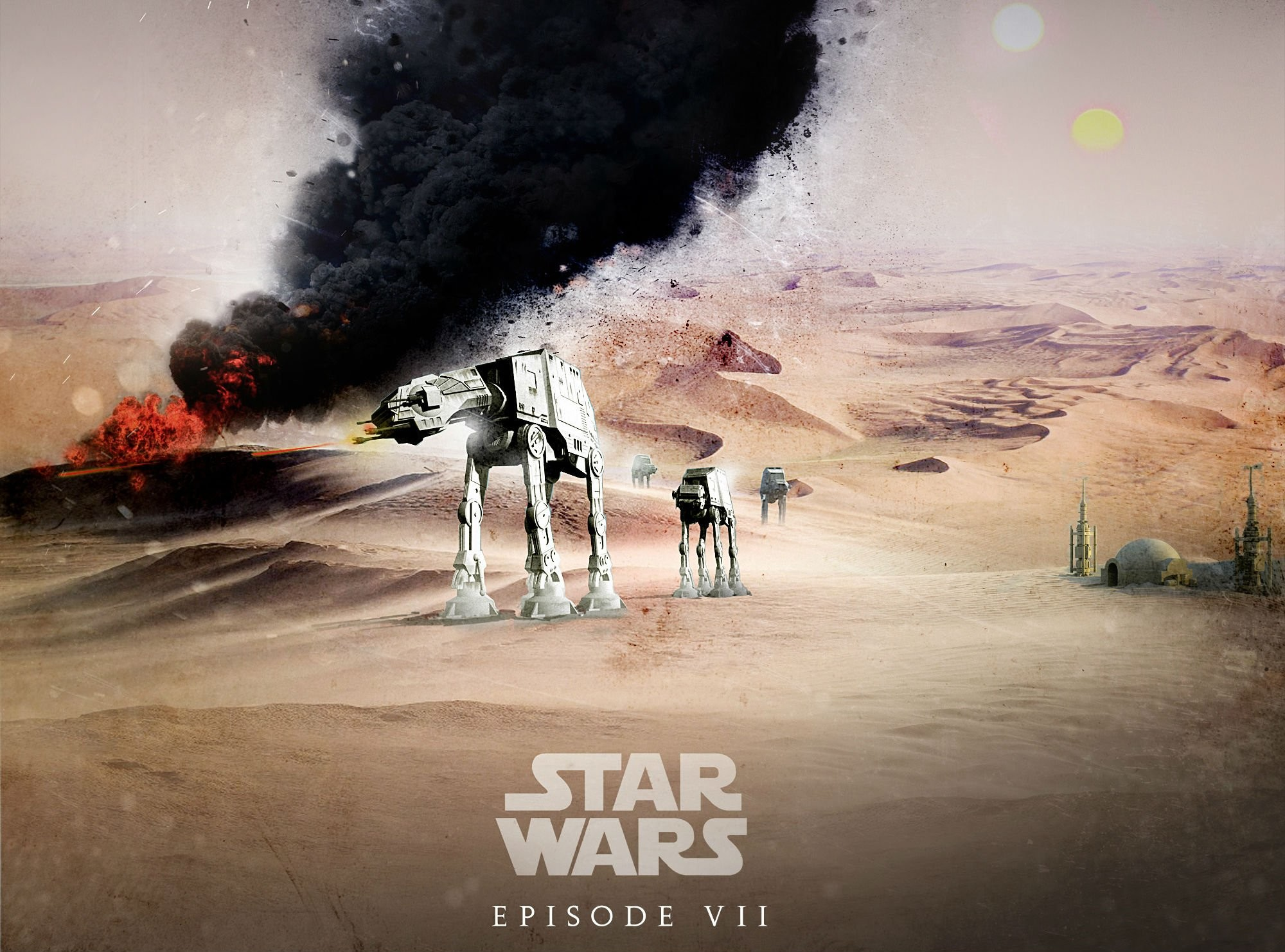 Star Wars Force Awakens Wallpapers (73+ Images