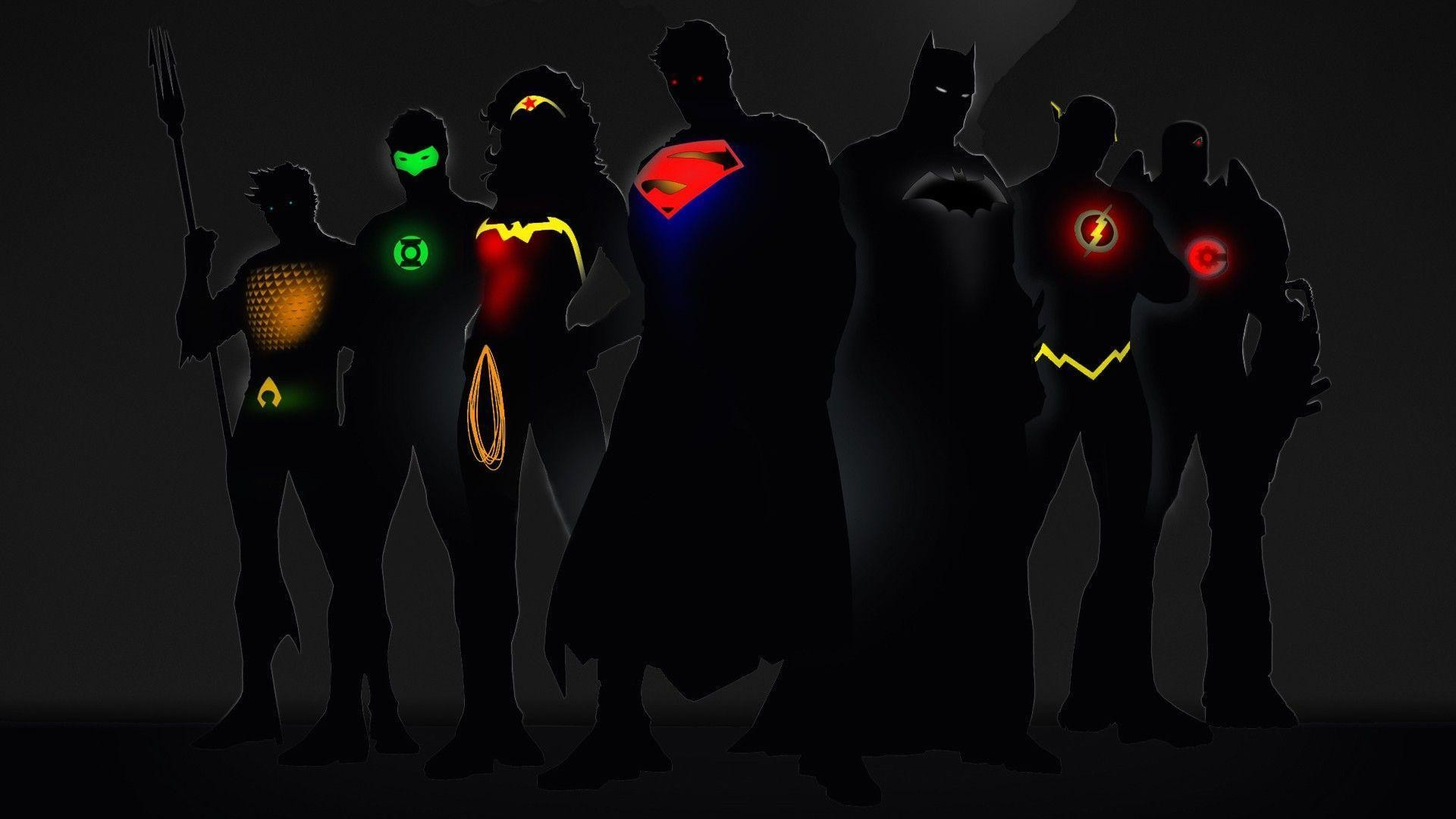 1920x1080 Justice League 1920X1080 Wallpaper