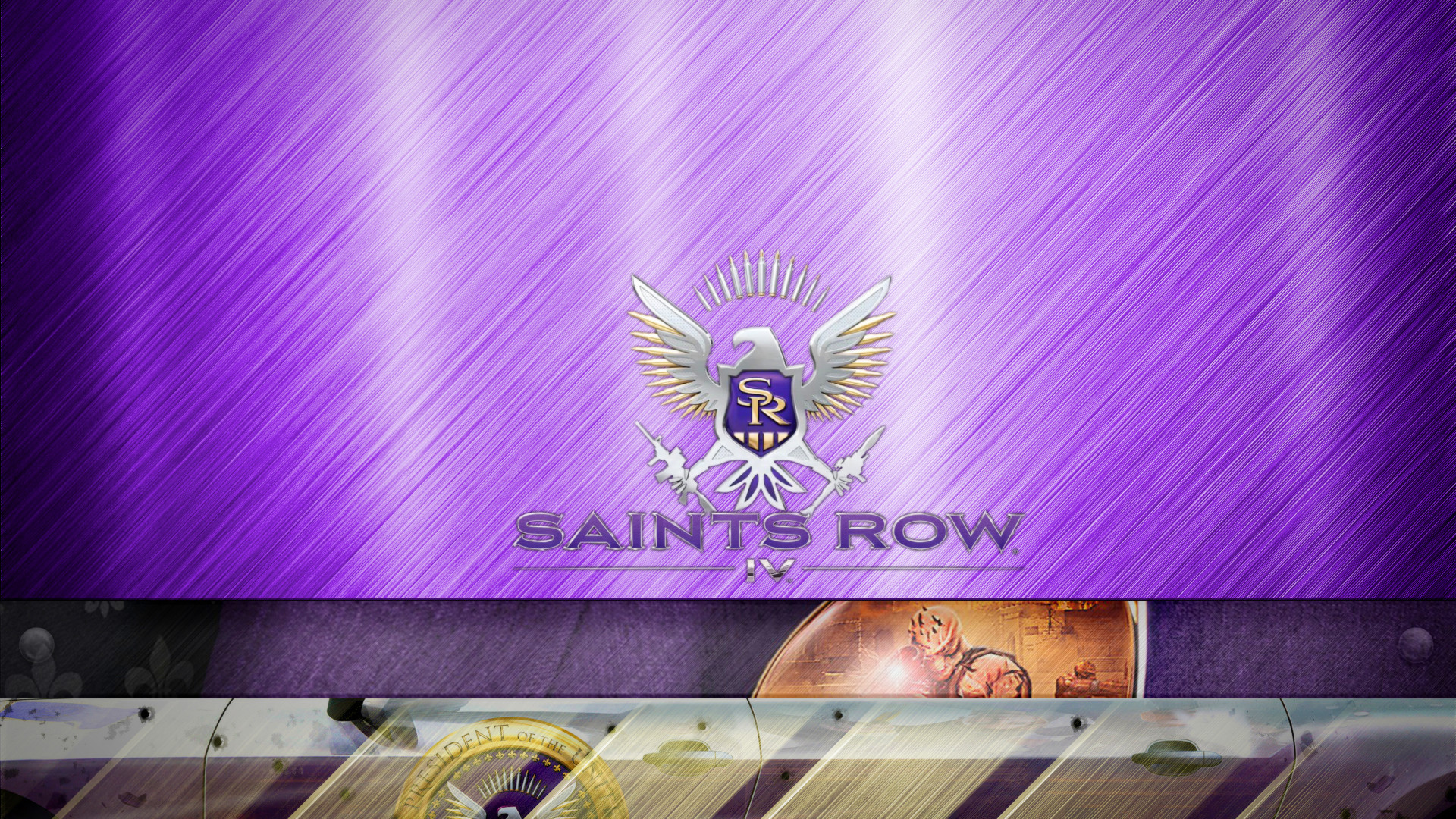 1920x1080 ... Saints Row 4 Wallpaper by Binary-Map