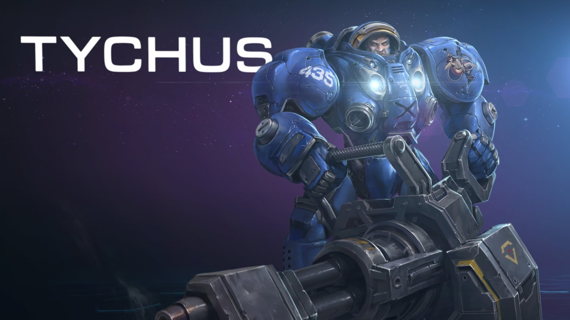 1920x1080 Heroes of the Storm: Why Tychus Quit Smoking