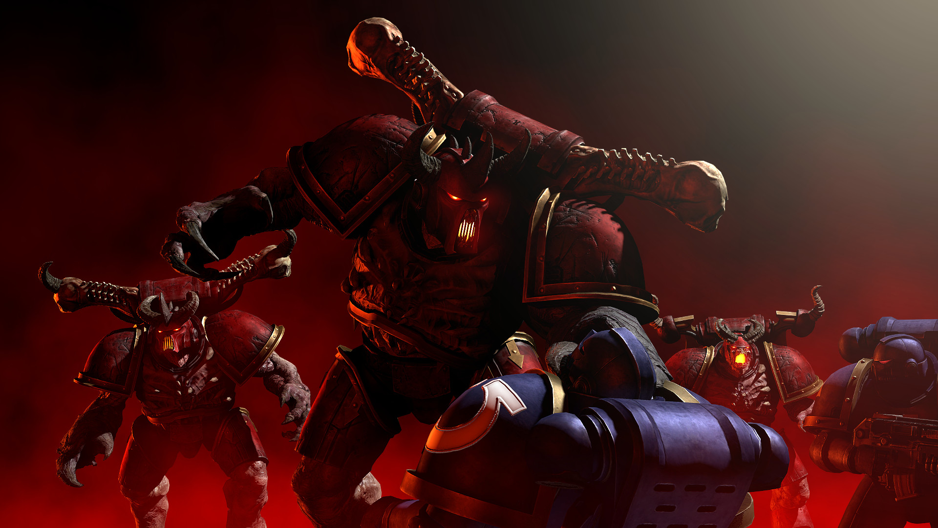 1920x1080 ... GMod/SFM: Possessed Chaos Space Marines by Joazzz2
