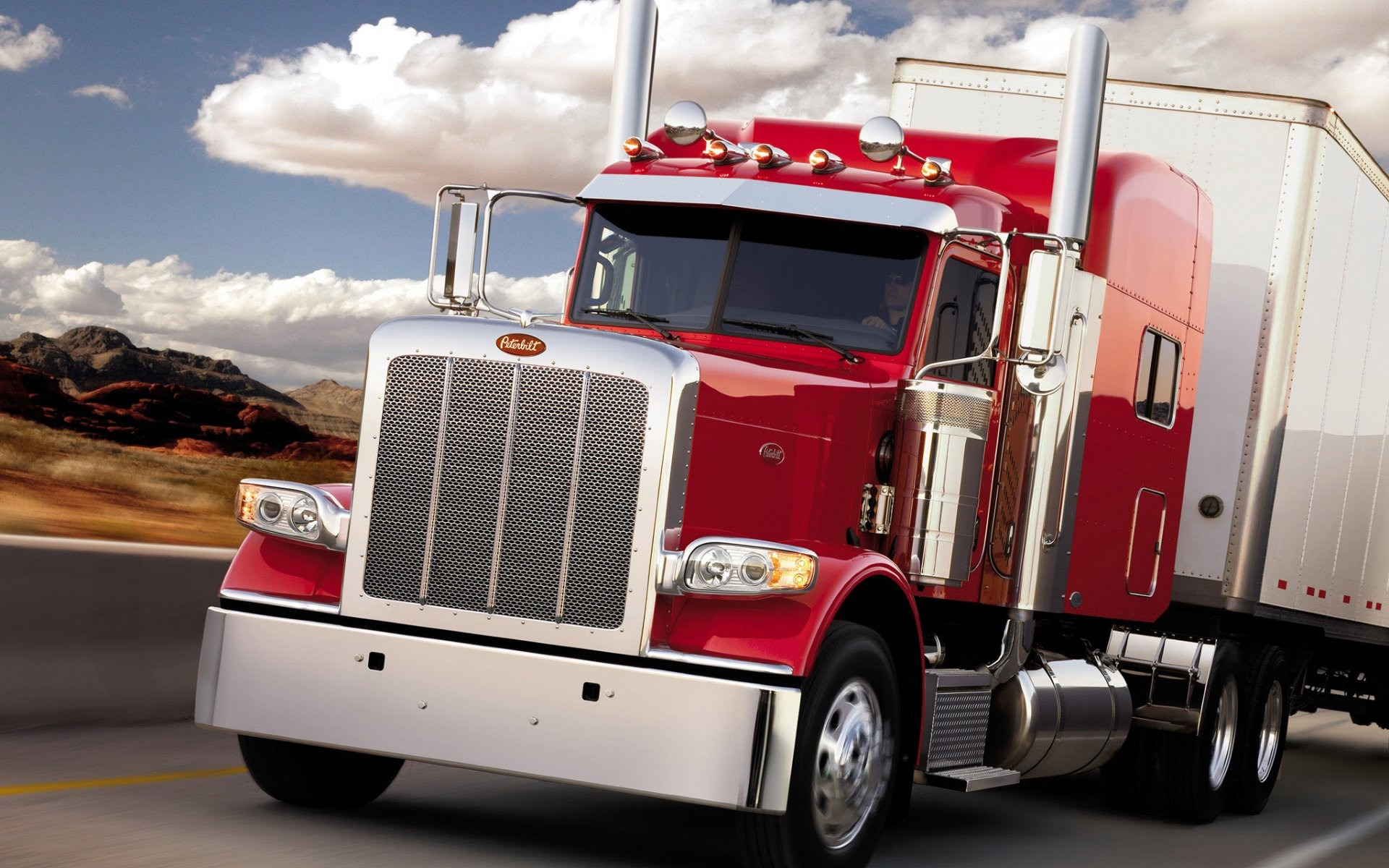 1920x1200 Semi Truck Wallpapers.