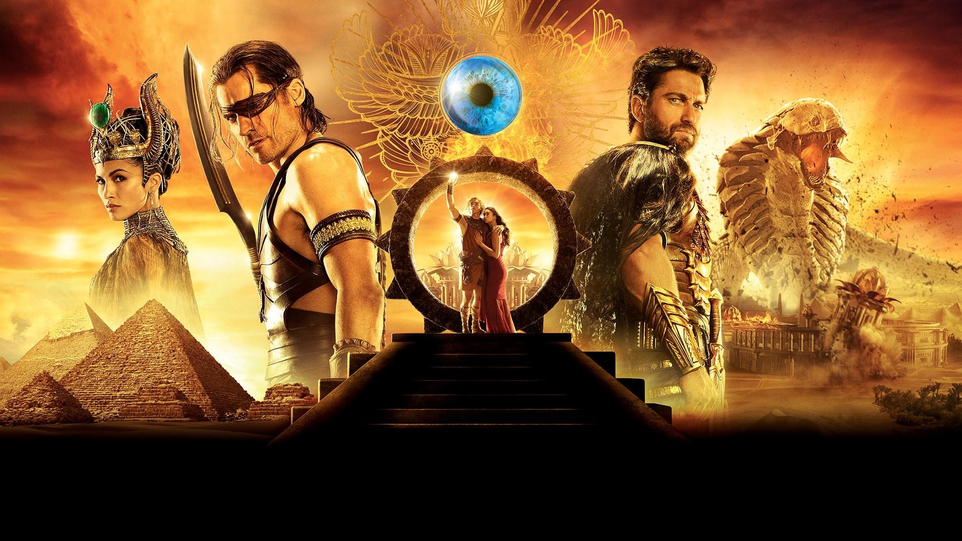 Смотрет фильм боги египта