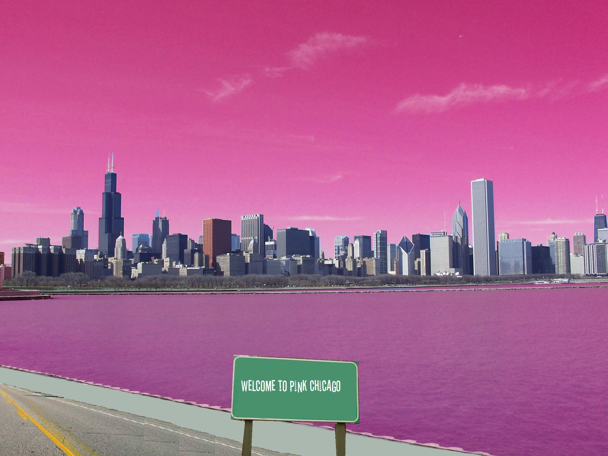 2304x1728 Chicago images Pink Chicago HD wallpaper and background photos