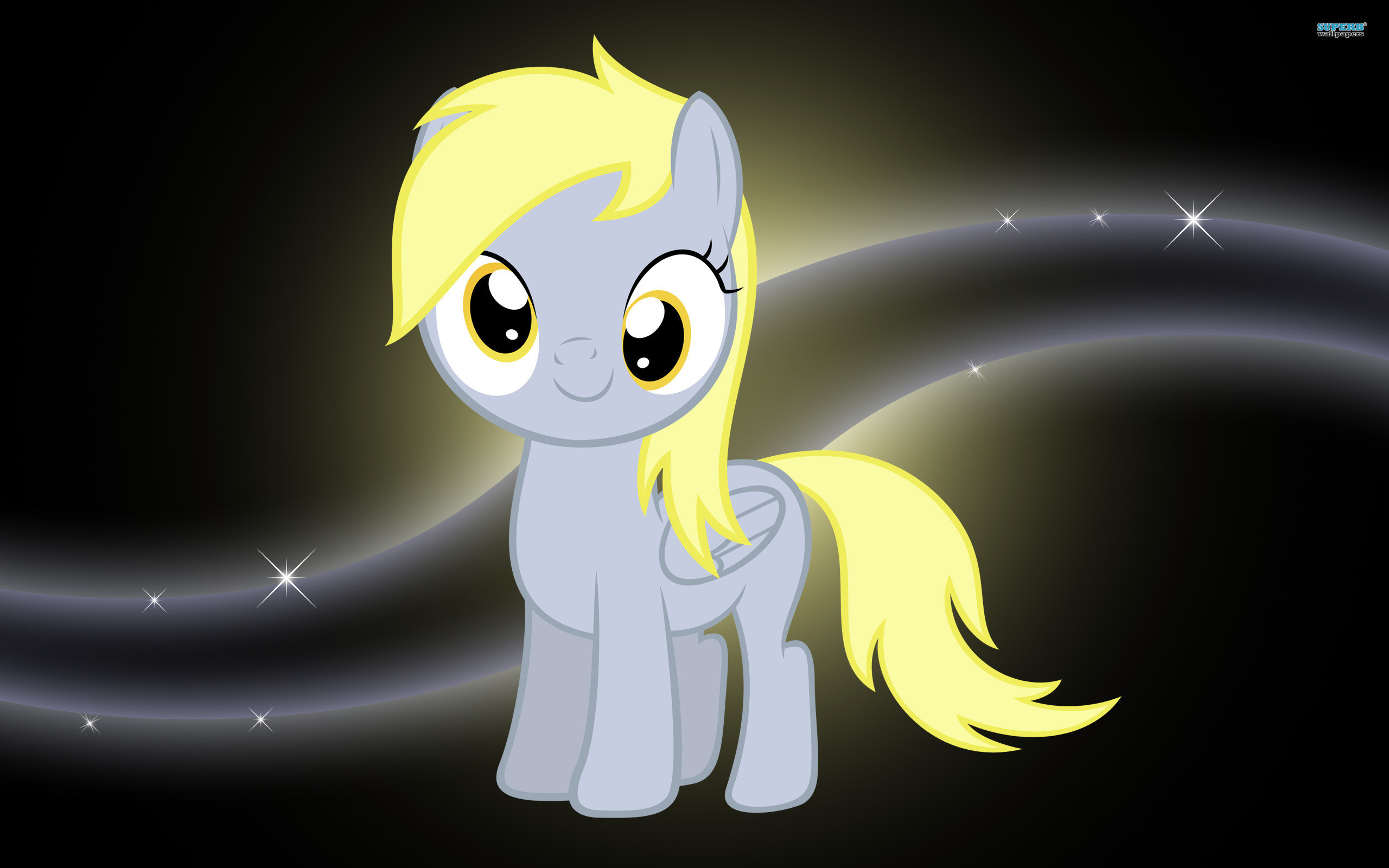 2560x1600 Magic Derpy Hooves As A My Little Pony Friendship Is Wallpaper
