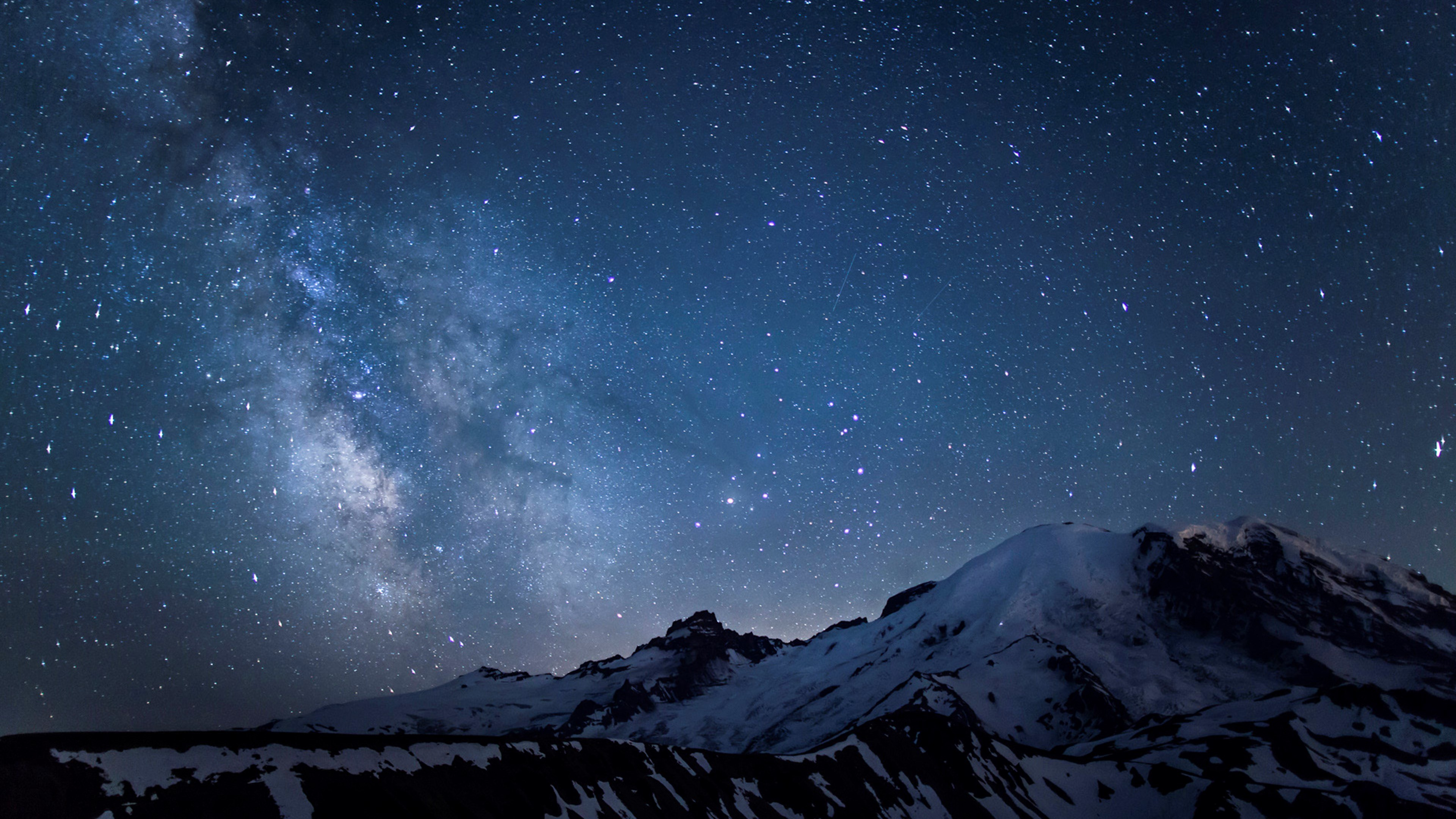 3840x2160 free wallpaper and screensavers for milky way