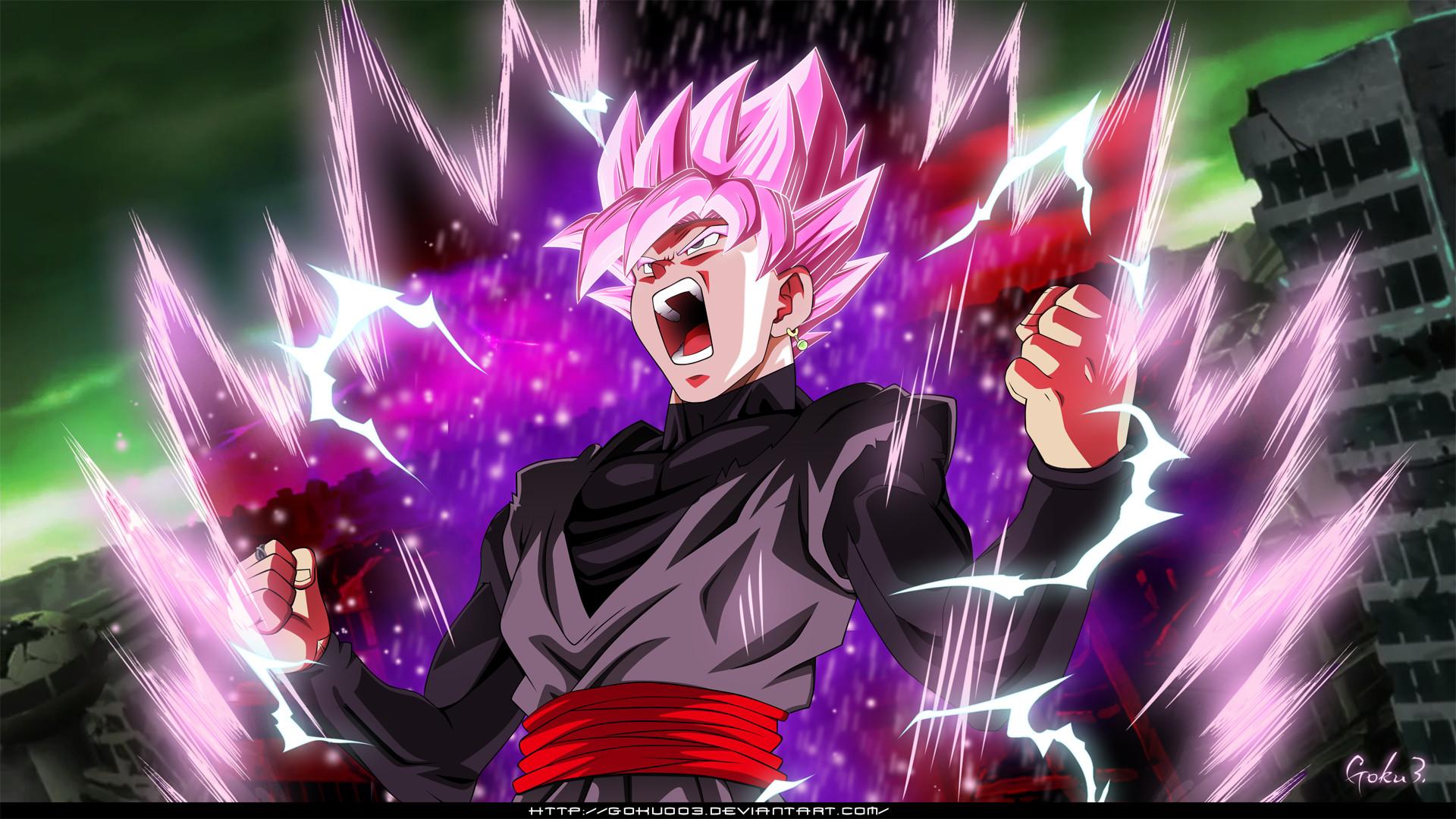 Goku Black Wallpapers 77 Images