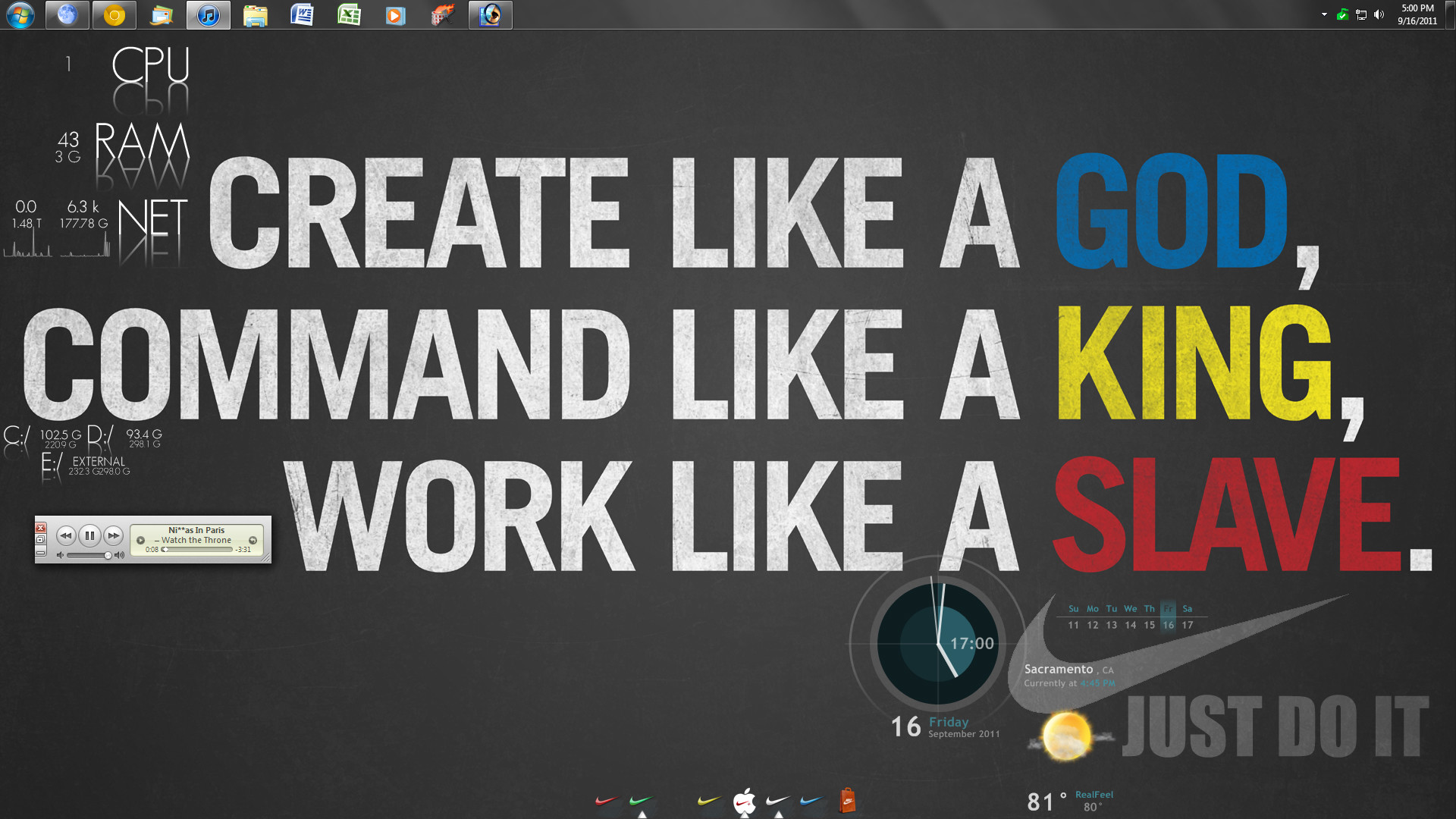 1920x1080 Nike Football Quotes Wallpaper Download 1242x2208