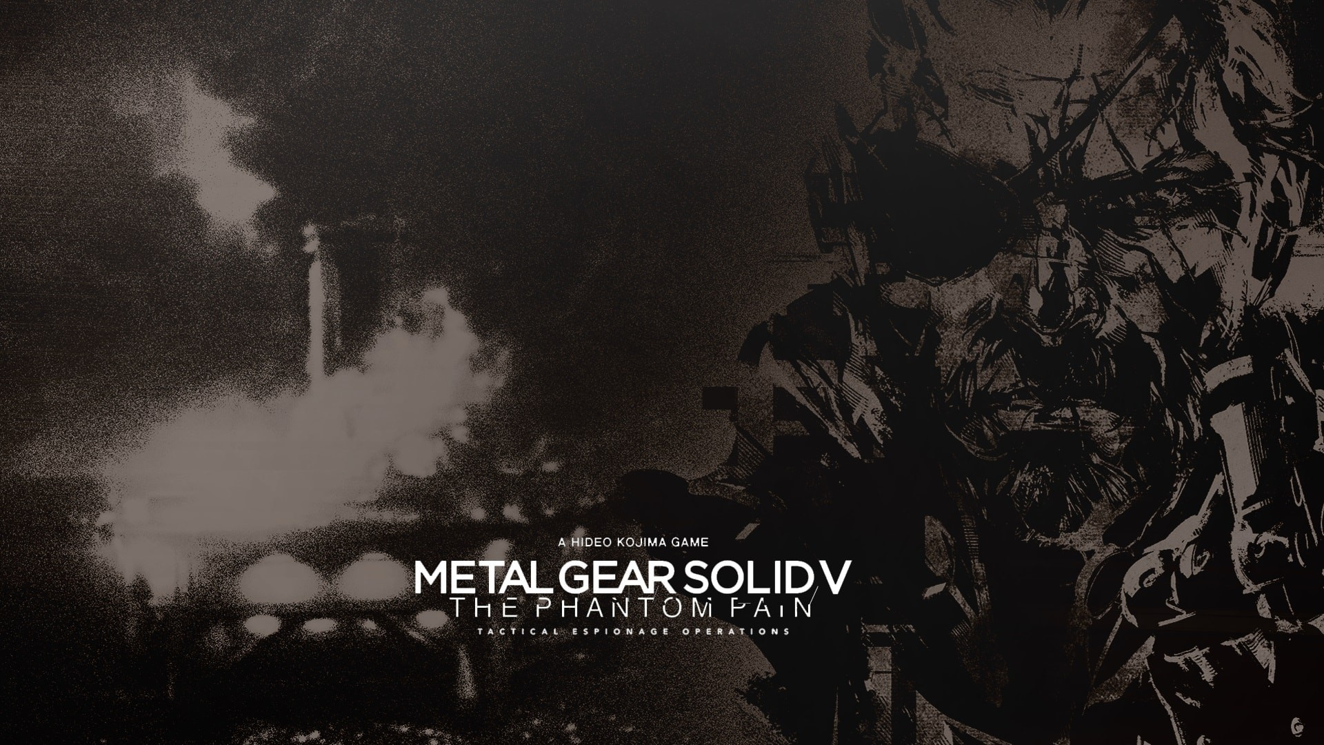 1920x1080 Metal Gear Solid V: The Phantom Pain HD Wallpapers