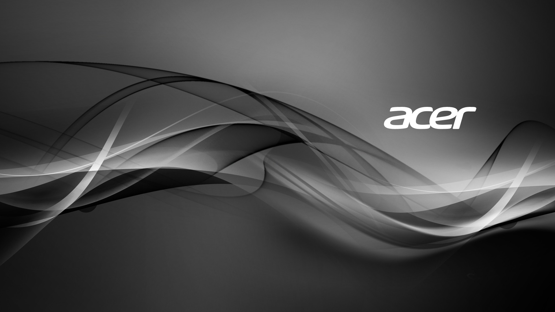 1920x1080 Acer Aspire Black And White Wallpaper 1080p