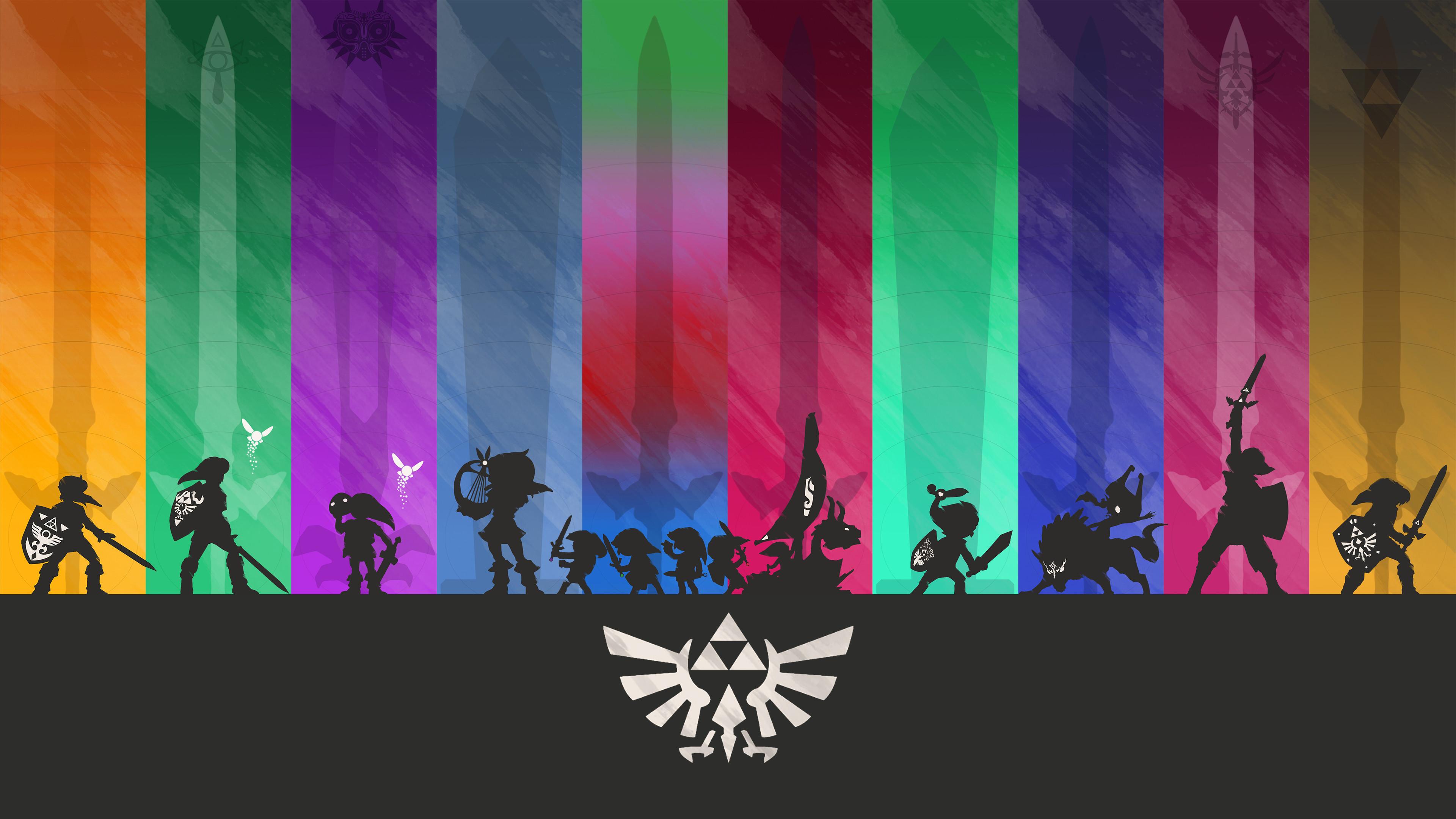4K Zelda Wallpaper (64+ Images