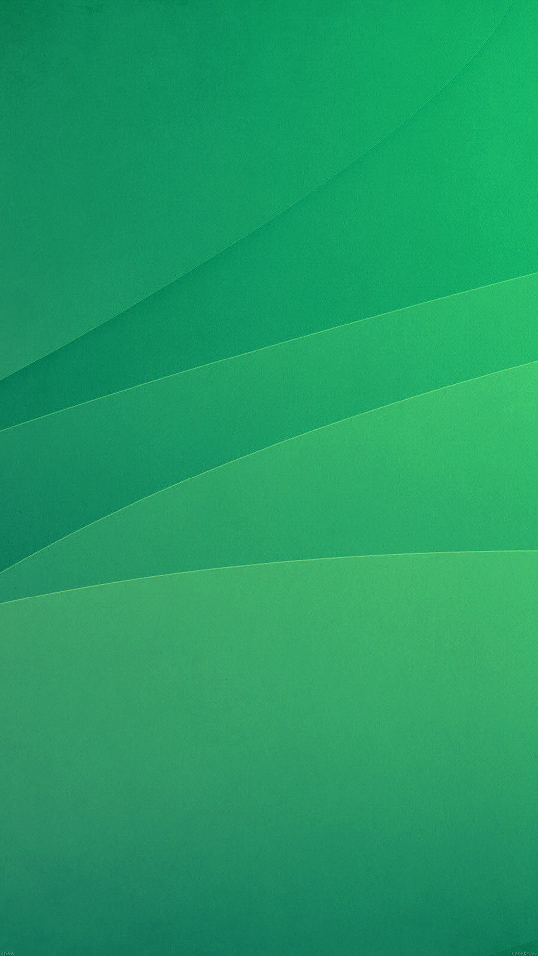 1080x1920 Green Alive Gradation Blur IPhone 6 Wallpaper