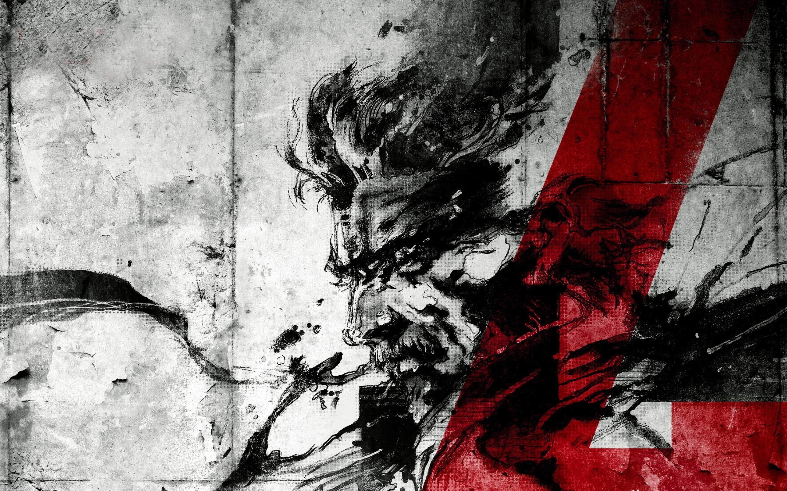 2560x1600 Metal Gear Solid Wallpapers