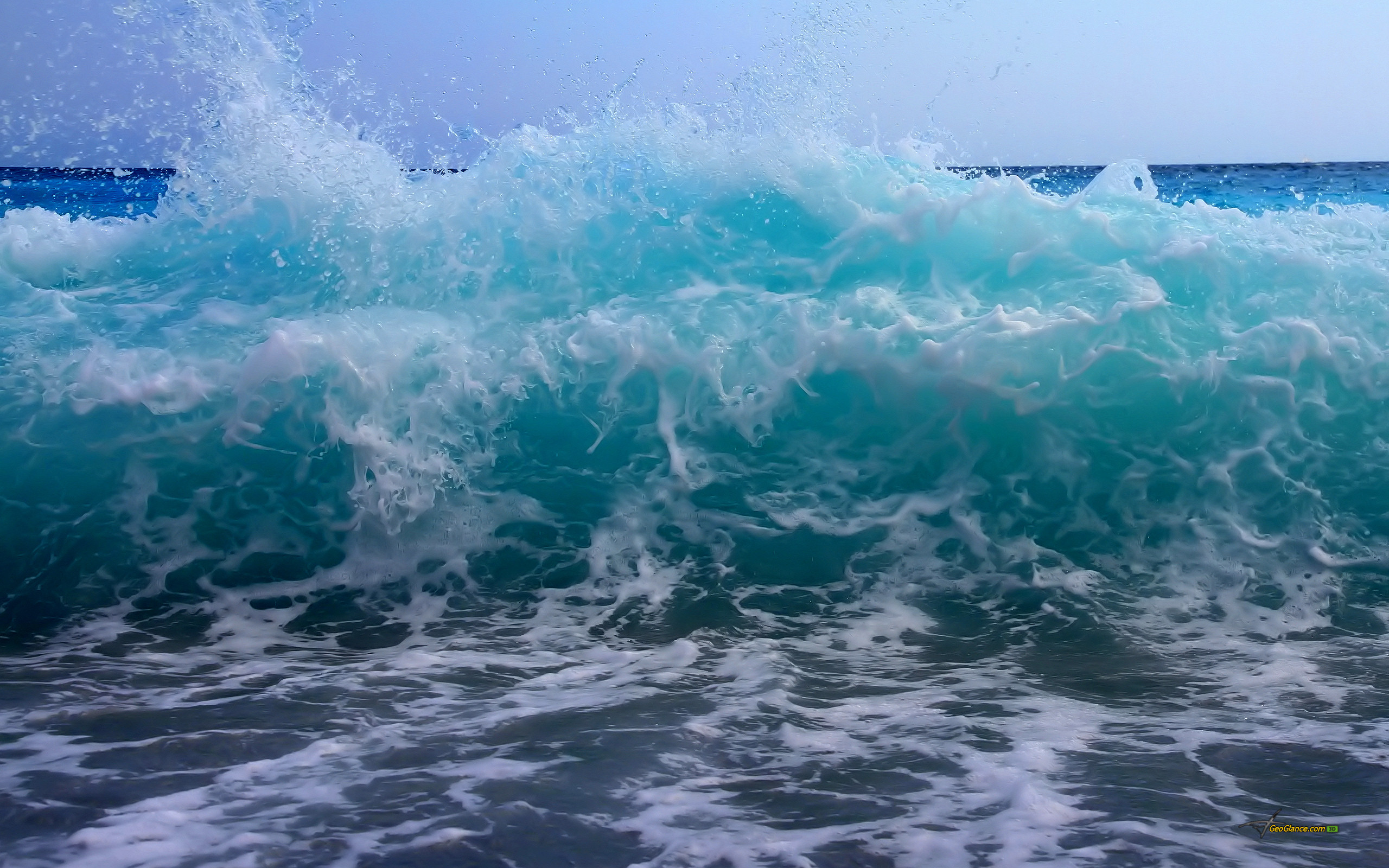2560x1600 Sea Wave Free Wallpaper And Screensavers 39046 HD Pictures | Top .