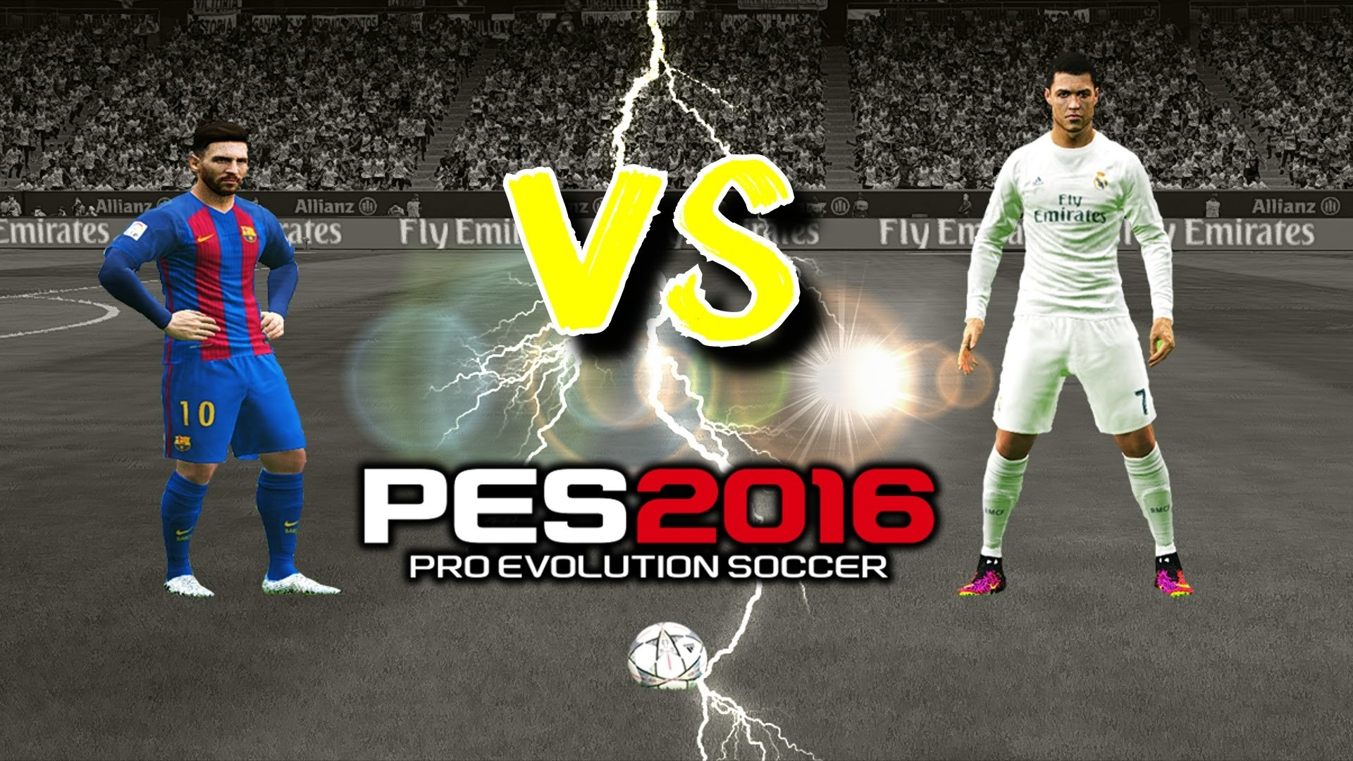 1920x1080 PES 2016 | Cristiano Ronaldo vs Lionel Messi vs ○ Who is the BEST - Goals &  Skills | HD 60 FPS | - YouTube