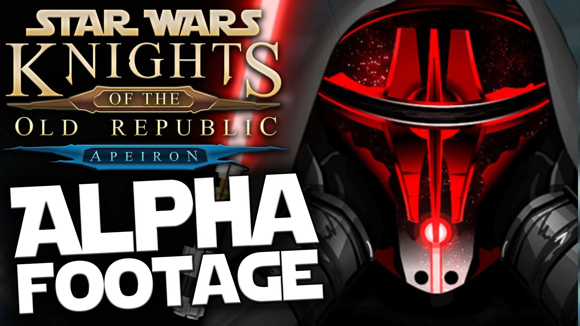1920x1080 KOTOR Apeiron HD Remake: Pre Alpha Footage - Star Wars Knights of The Old  Republic [Dash Star] - YouTube