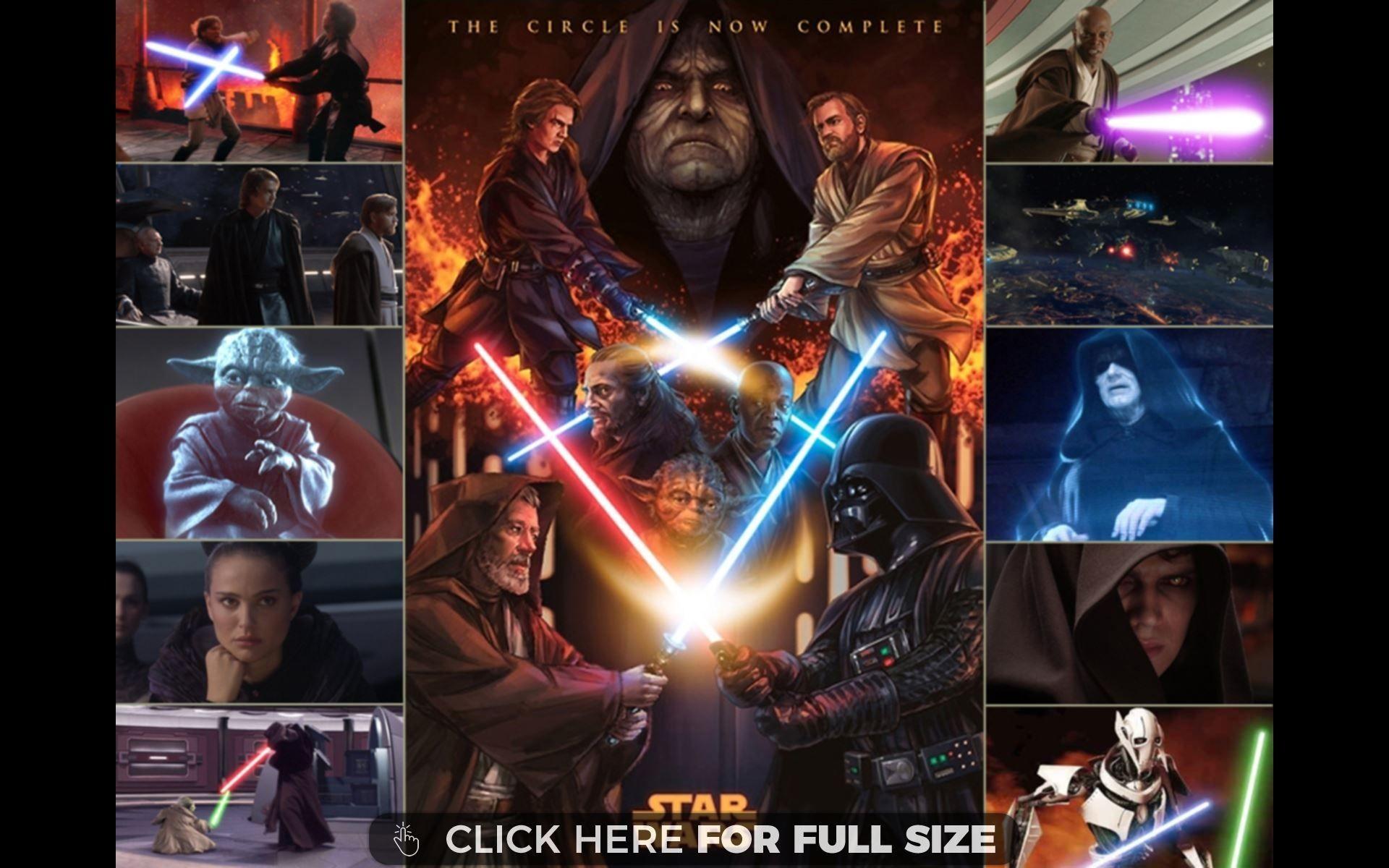 star wars episode 3 hd full movie