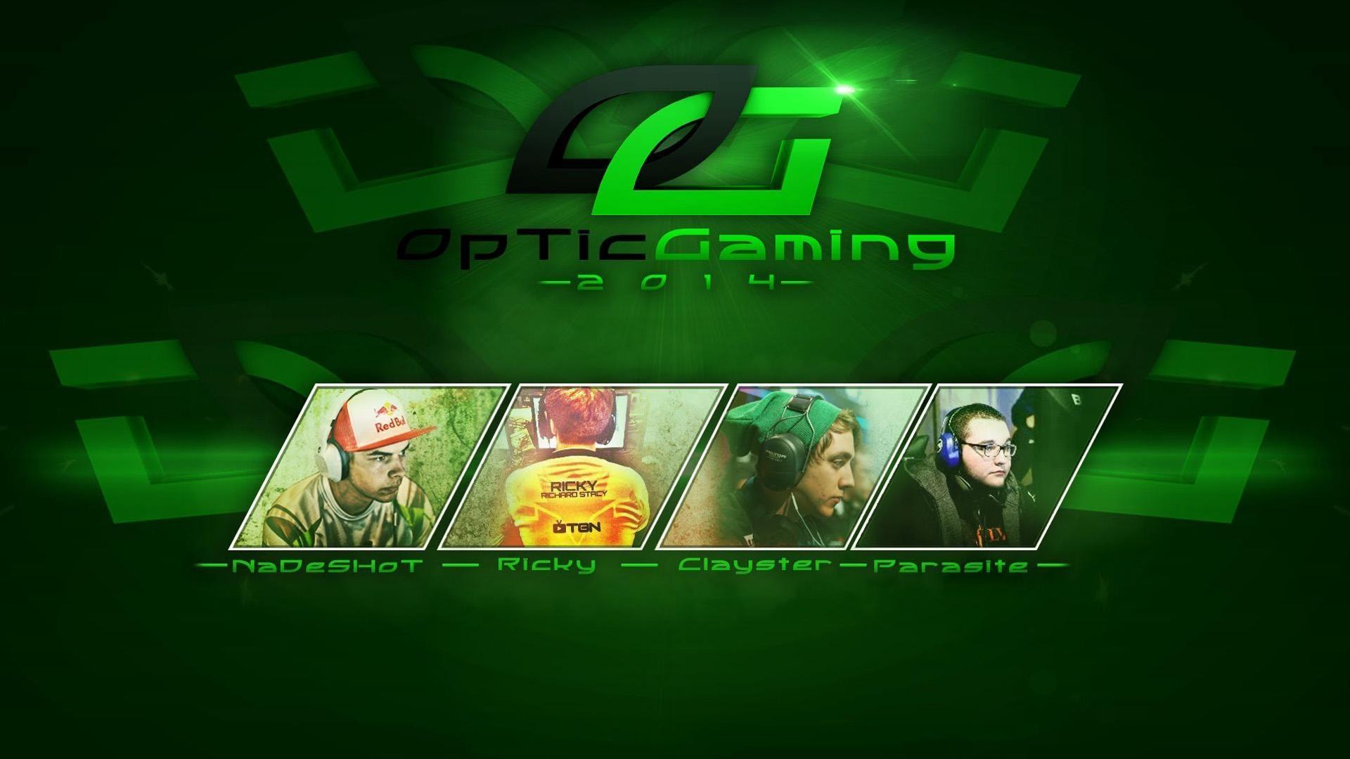 Gaming Wallpapers: Optic Gaming HD Wallpaper (84+ Images