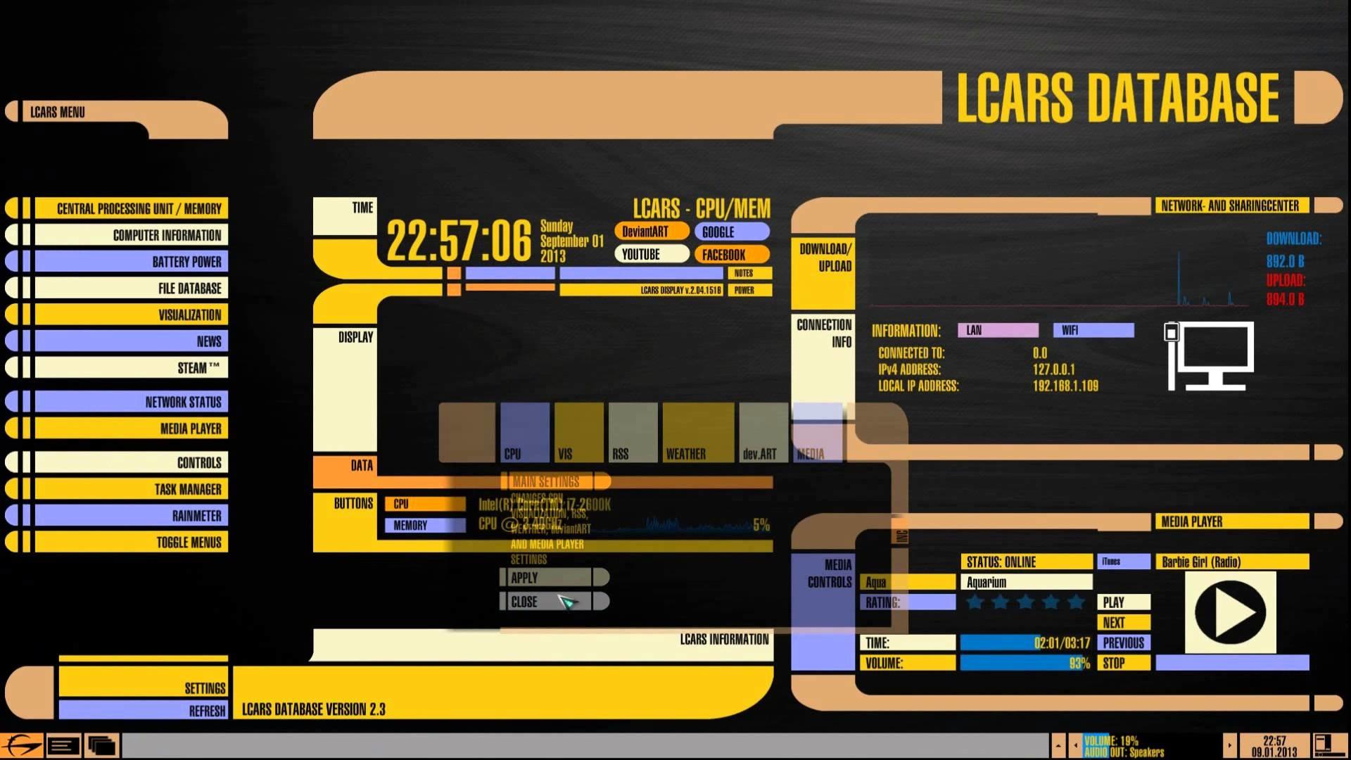 Star Trek Lcars Wallpaper (66+ images)