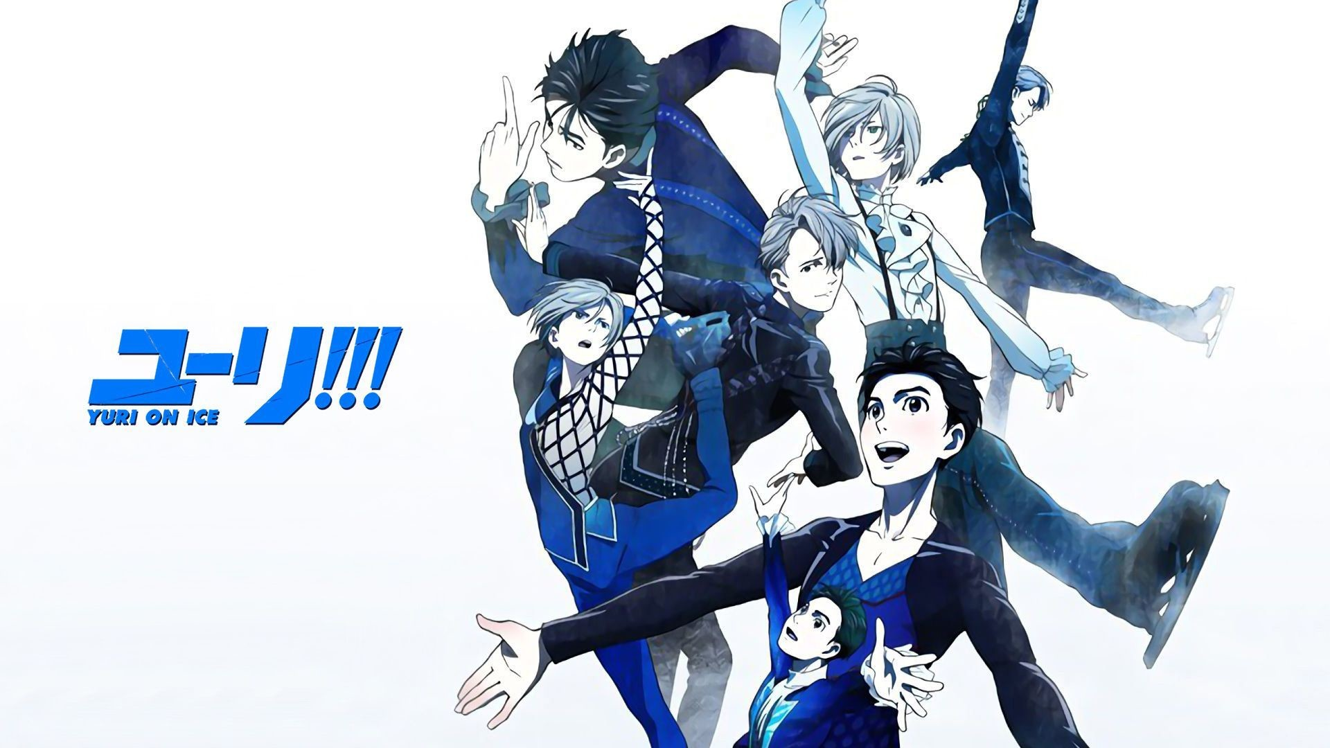 1920x1080 Anime Wallpapers Yuri on Ice!!! HD 4K Download For Mobile iPhone & PC