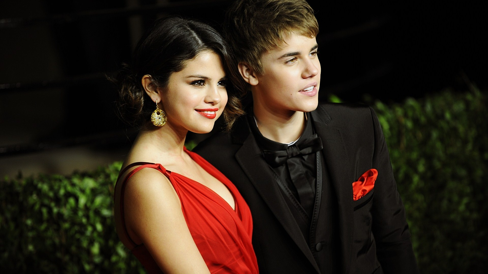 1920x1080 Justin Bieber And Selena Gomez Wallpapers Widescreen