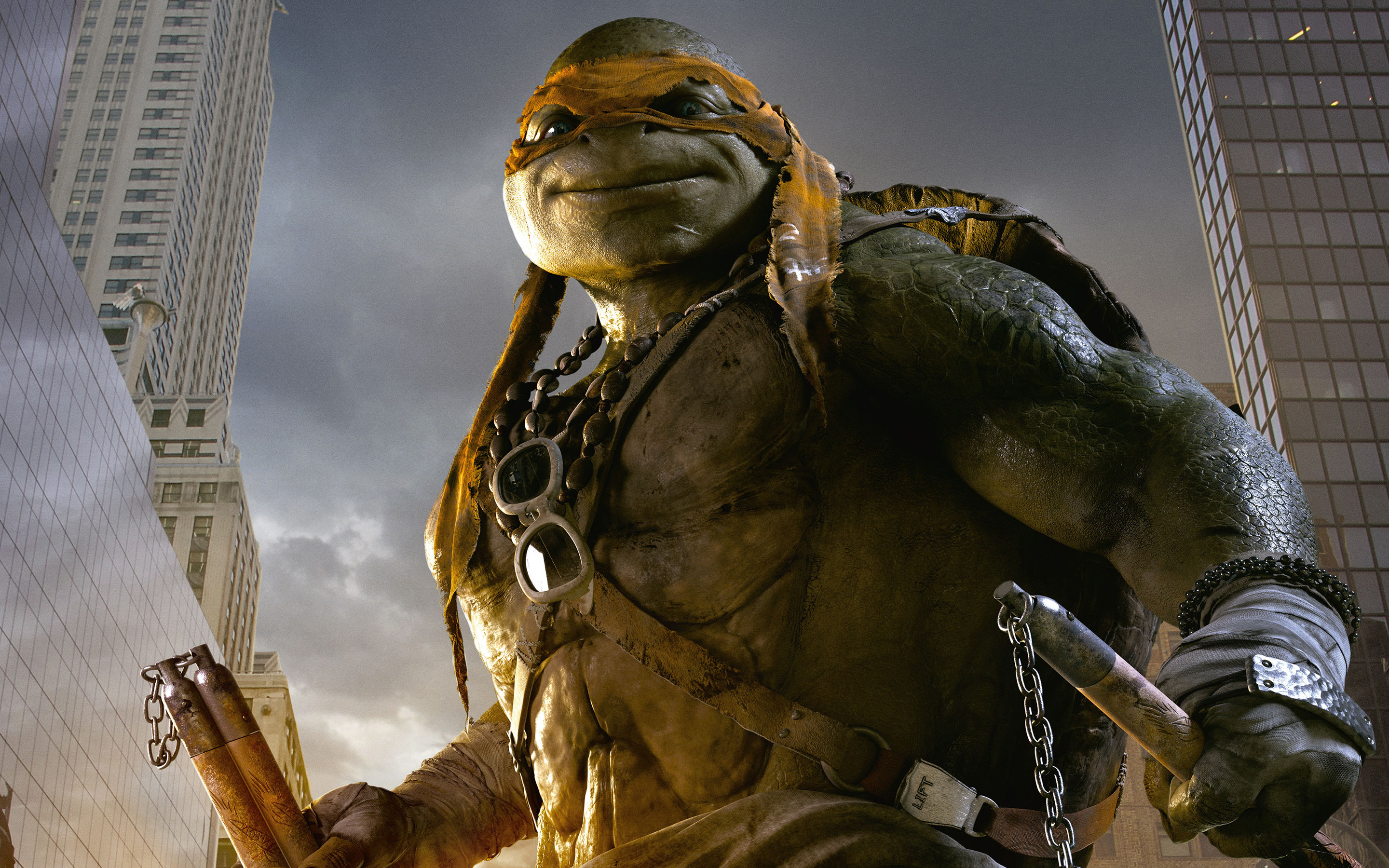 2880x1800 Mikey in Teenage Mutant Ninja Turtles