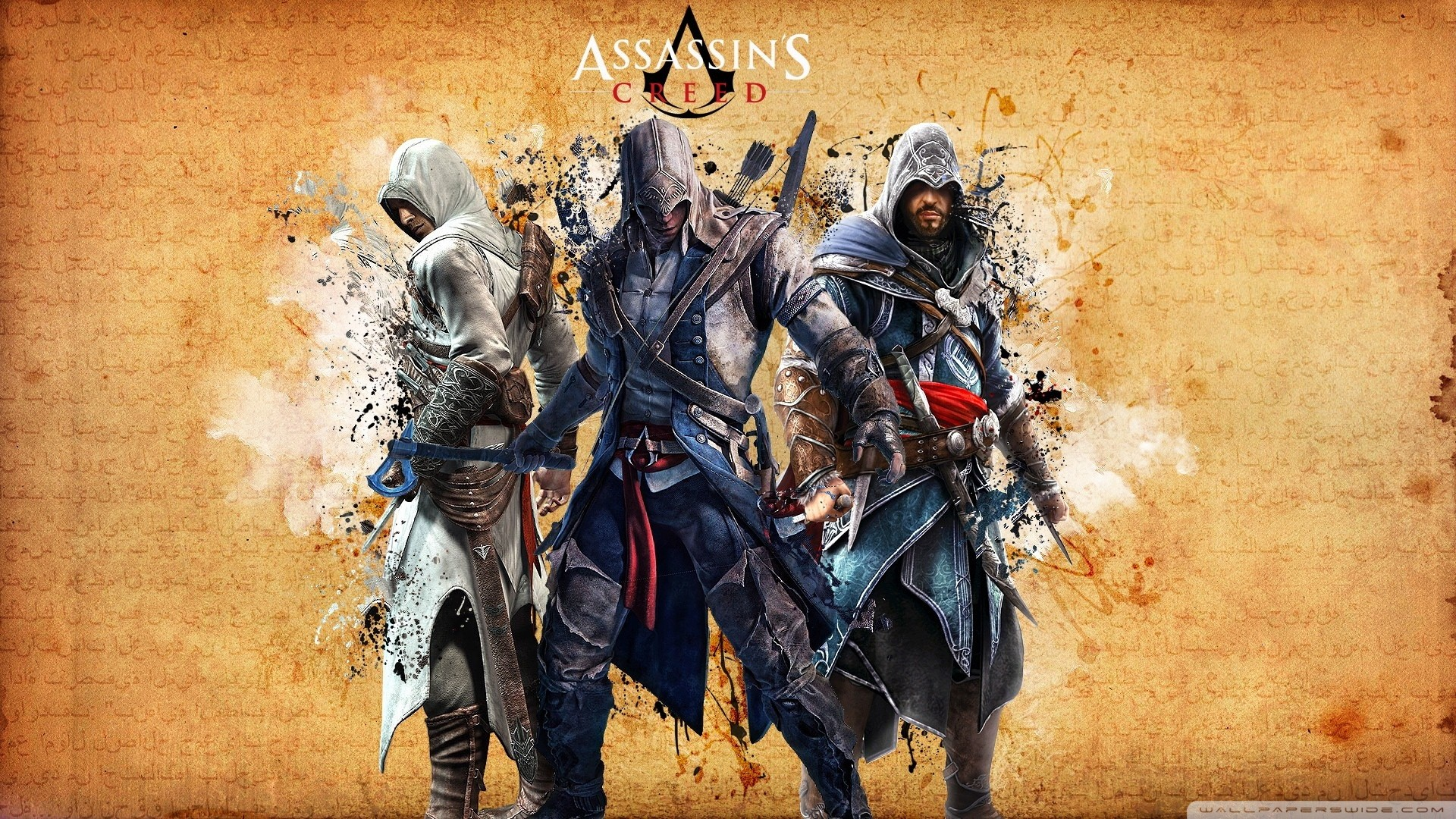 assassins creed 3 wallpaper 1920x1080 80 images