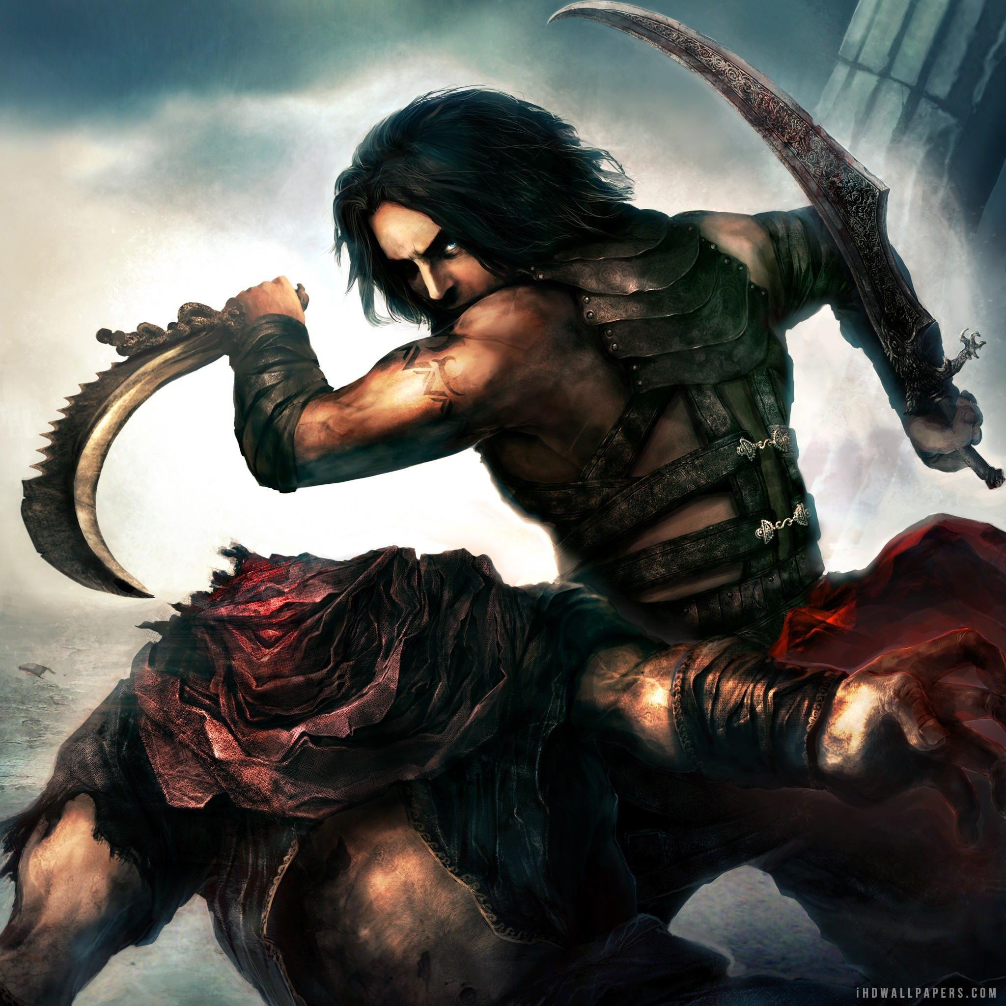 Persia: Prince Of Persia Warrior Within Wallpaper (57+ Images