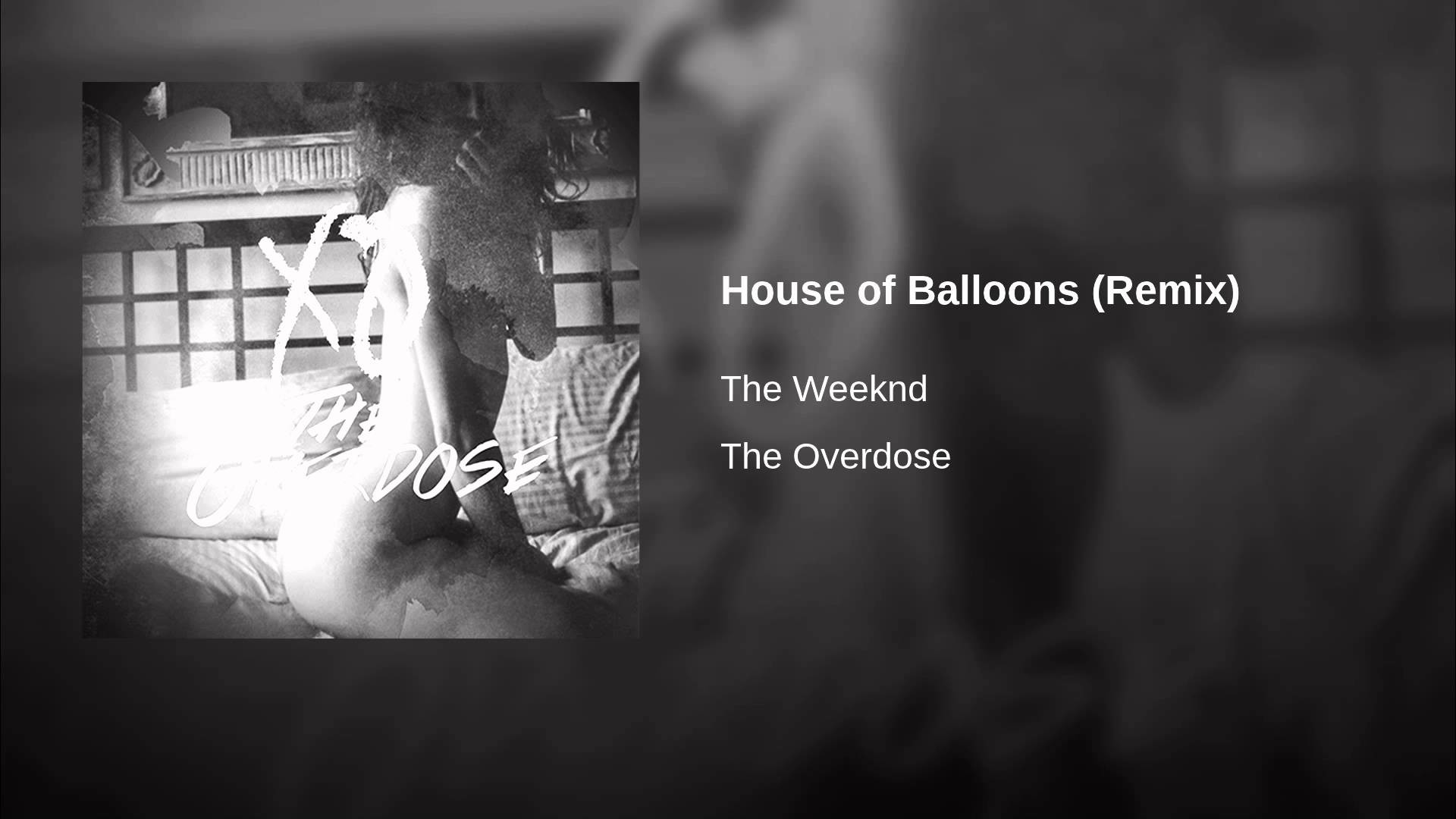 1920x1080 House of Balloons (Remix)